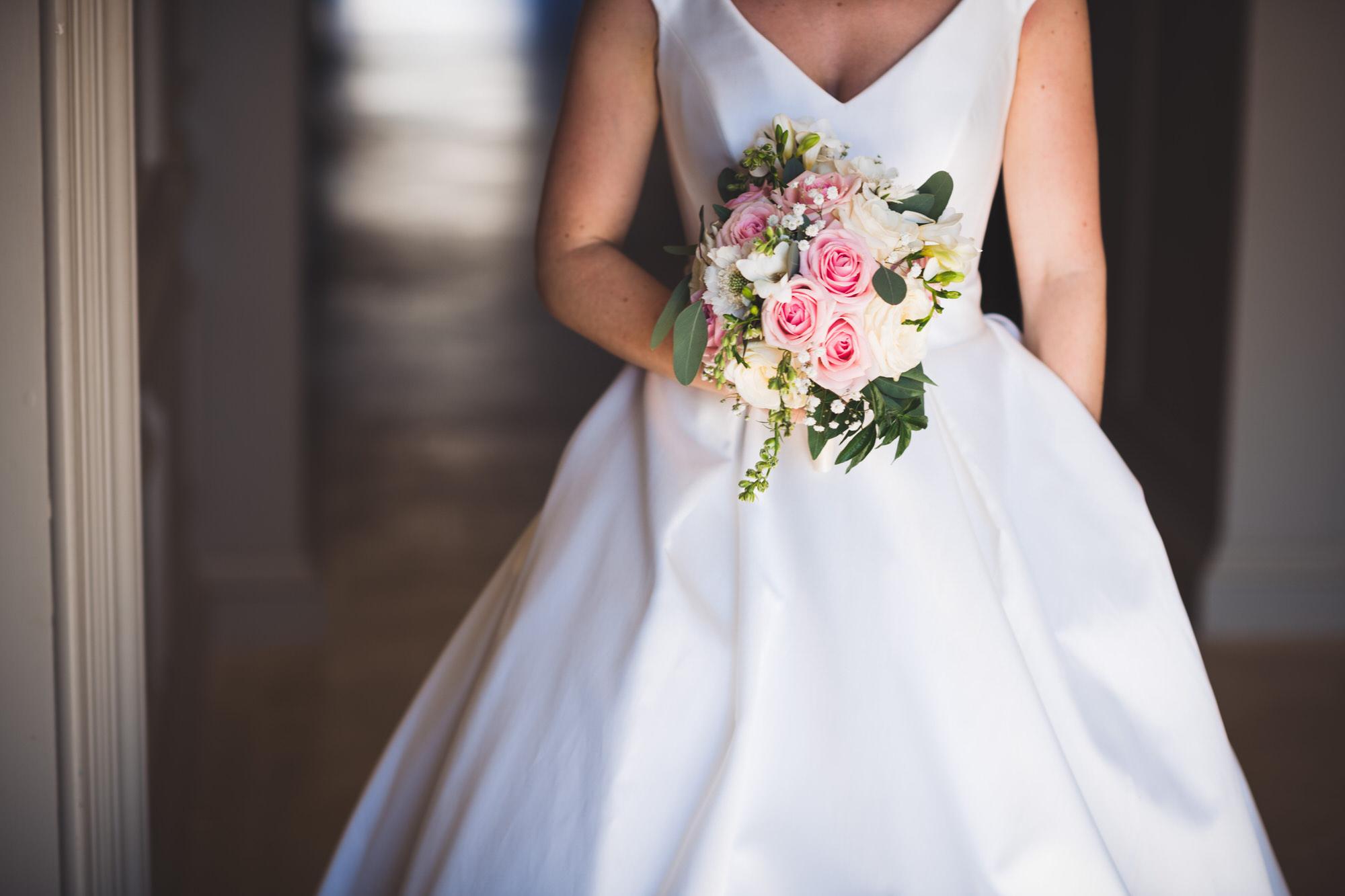 bride at Shilstone House
