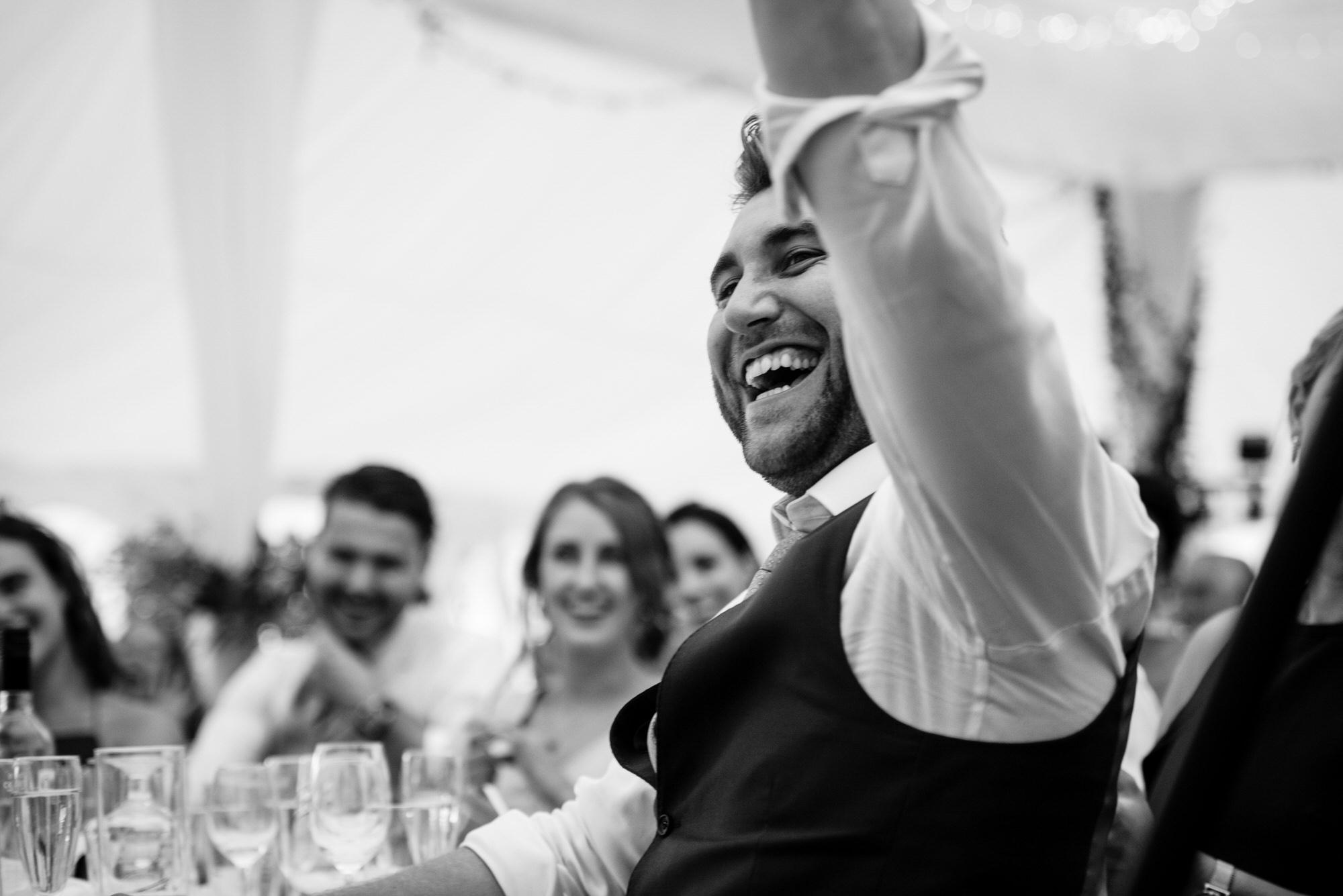 wedding speeches at Shilstone