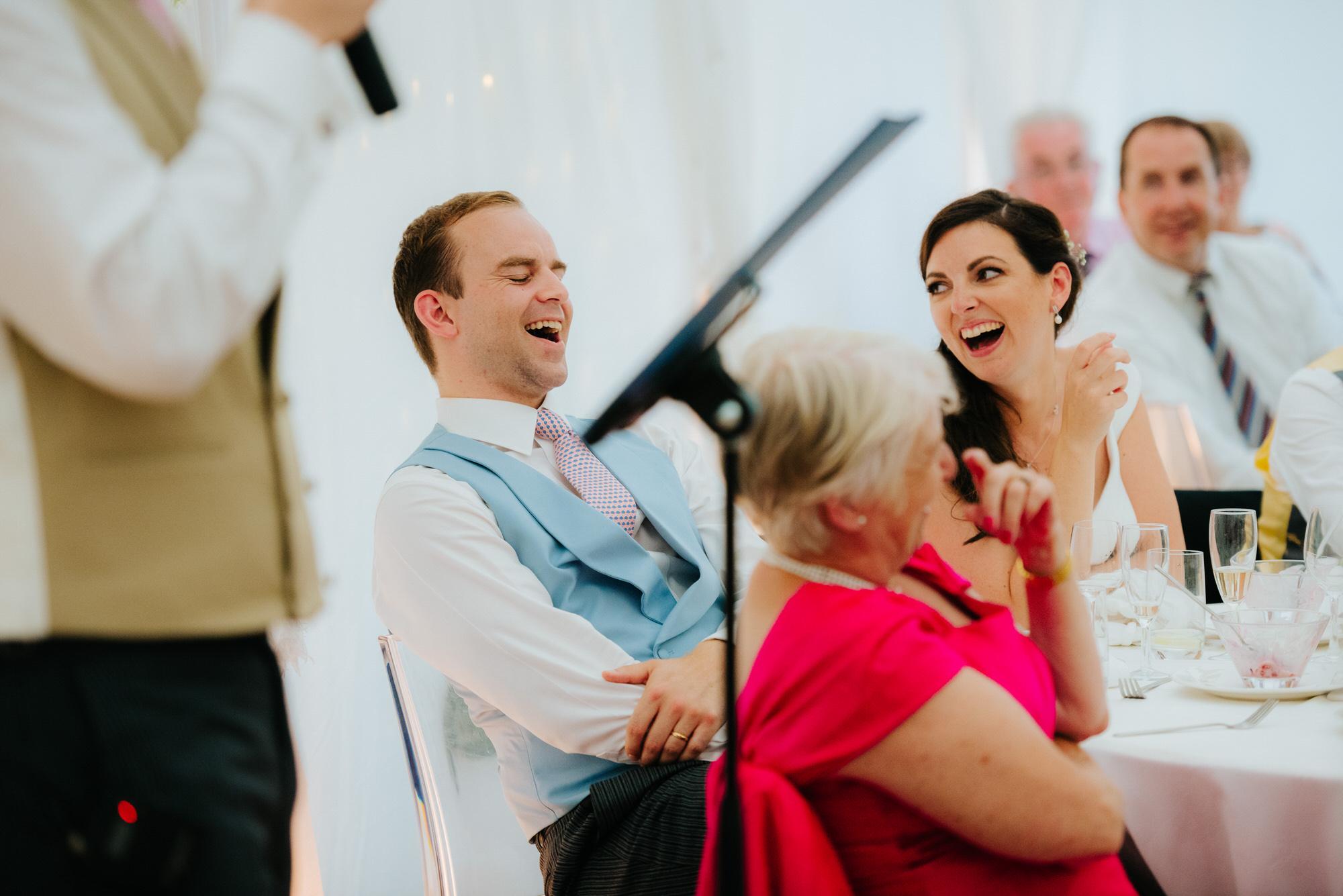 Shilstone wedding speeches