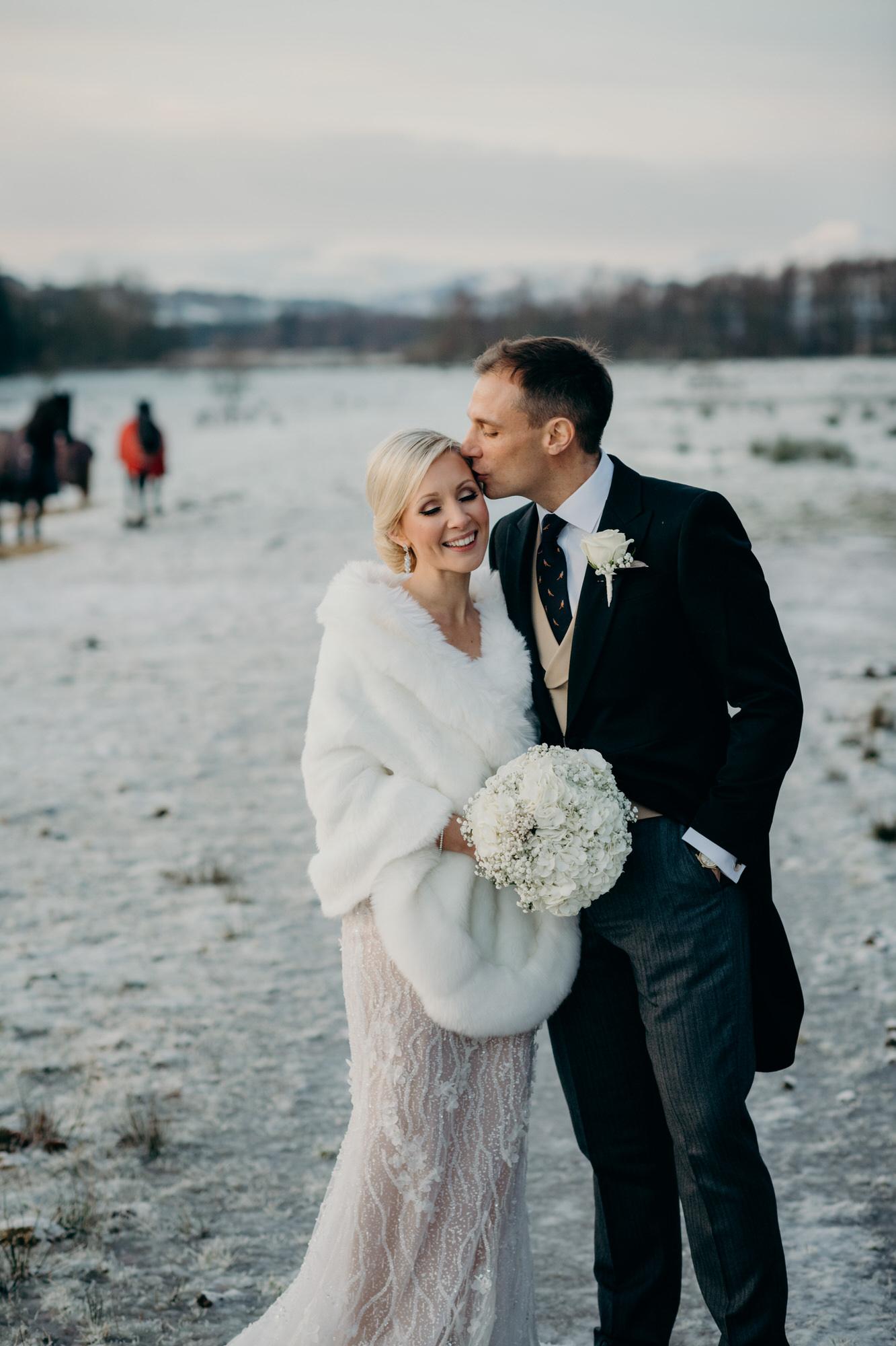 Duntreath Castle wedding photography