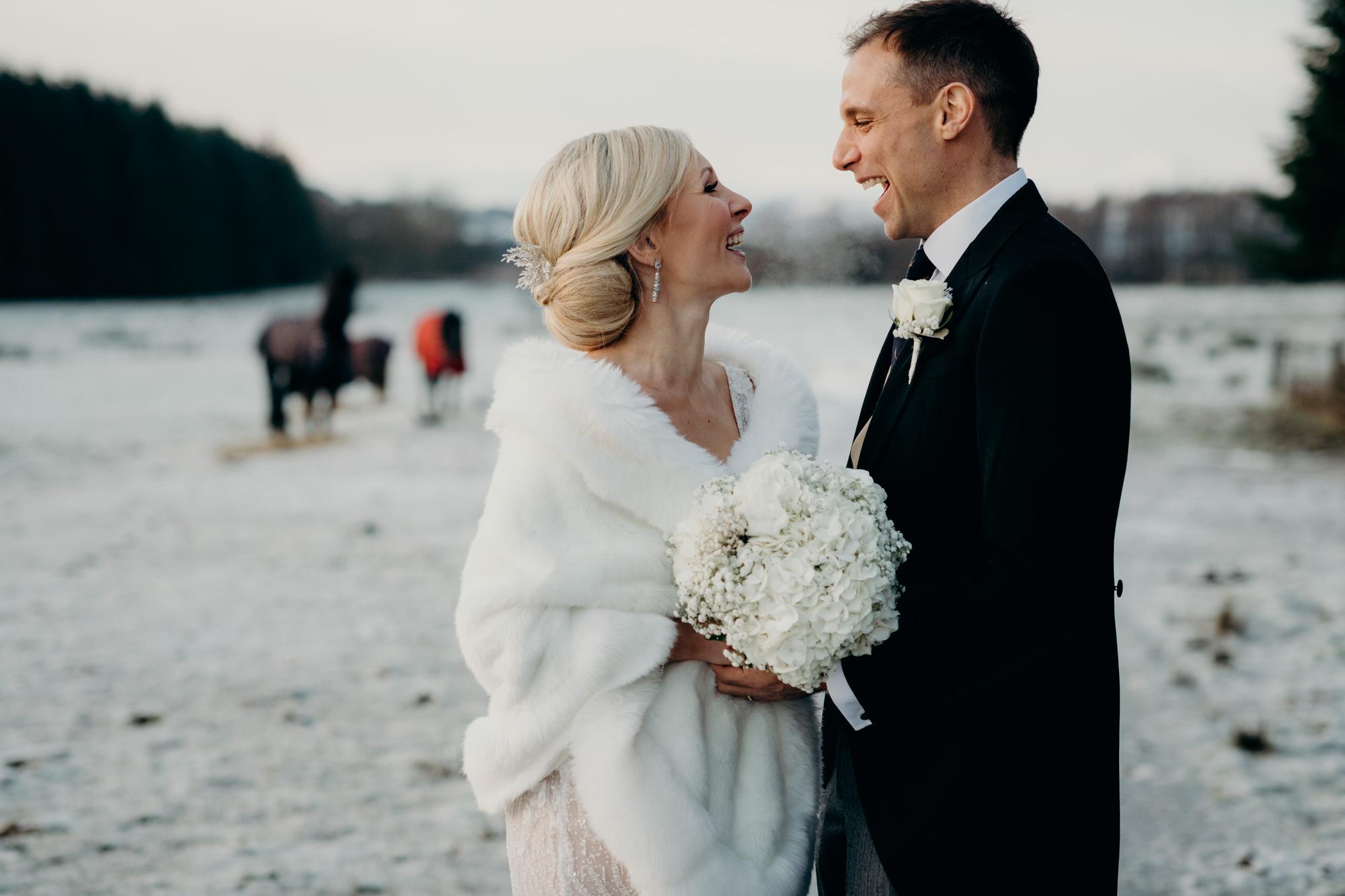 wedding photographer Duntreath Castle