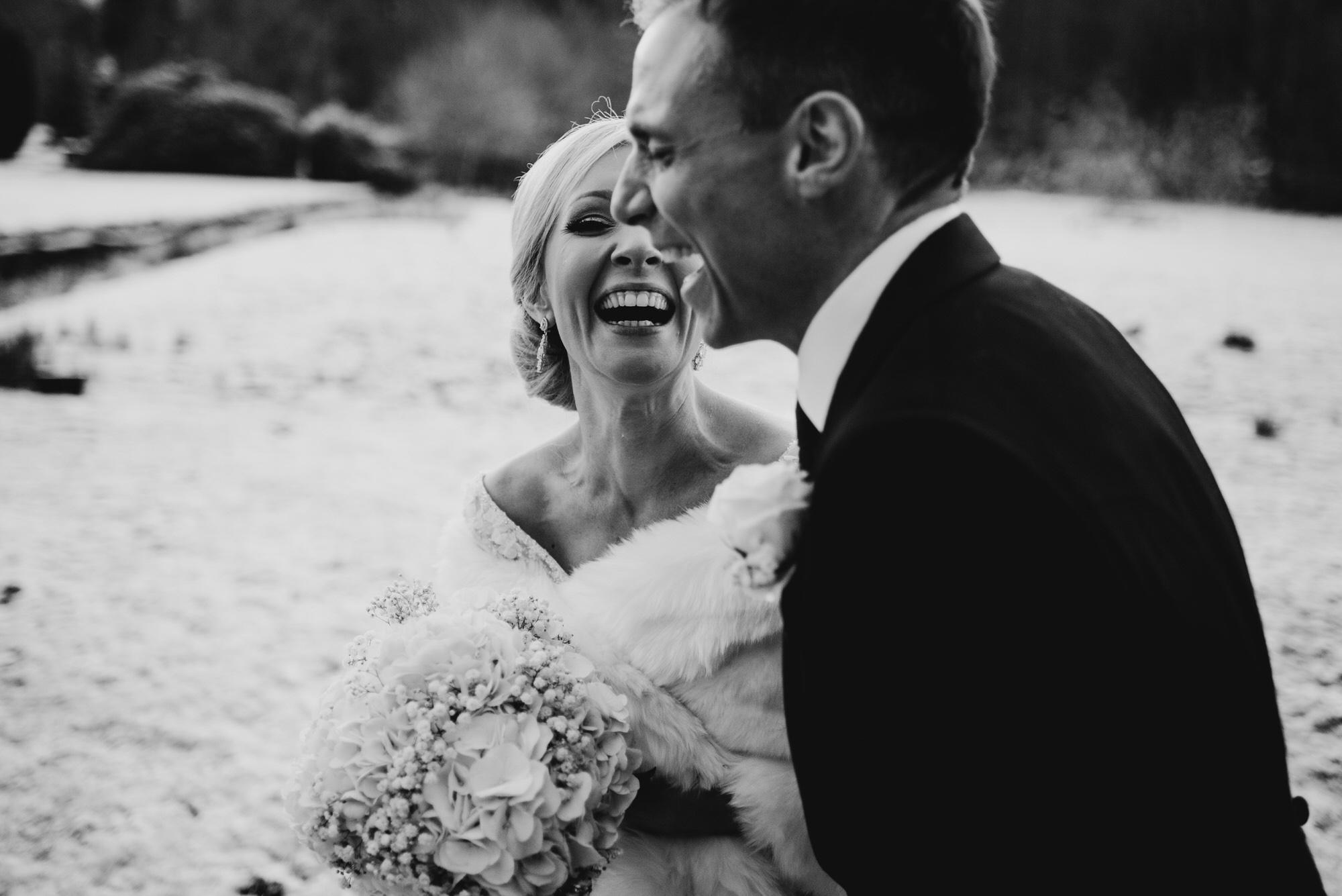 Duntreath Castle wedding photographer