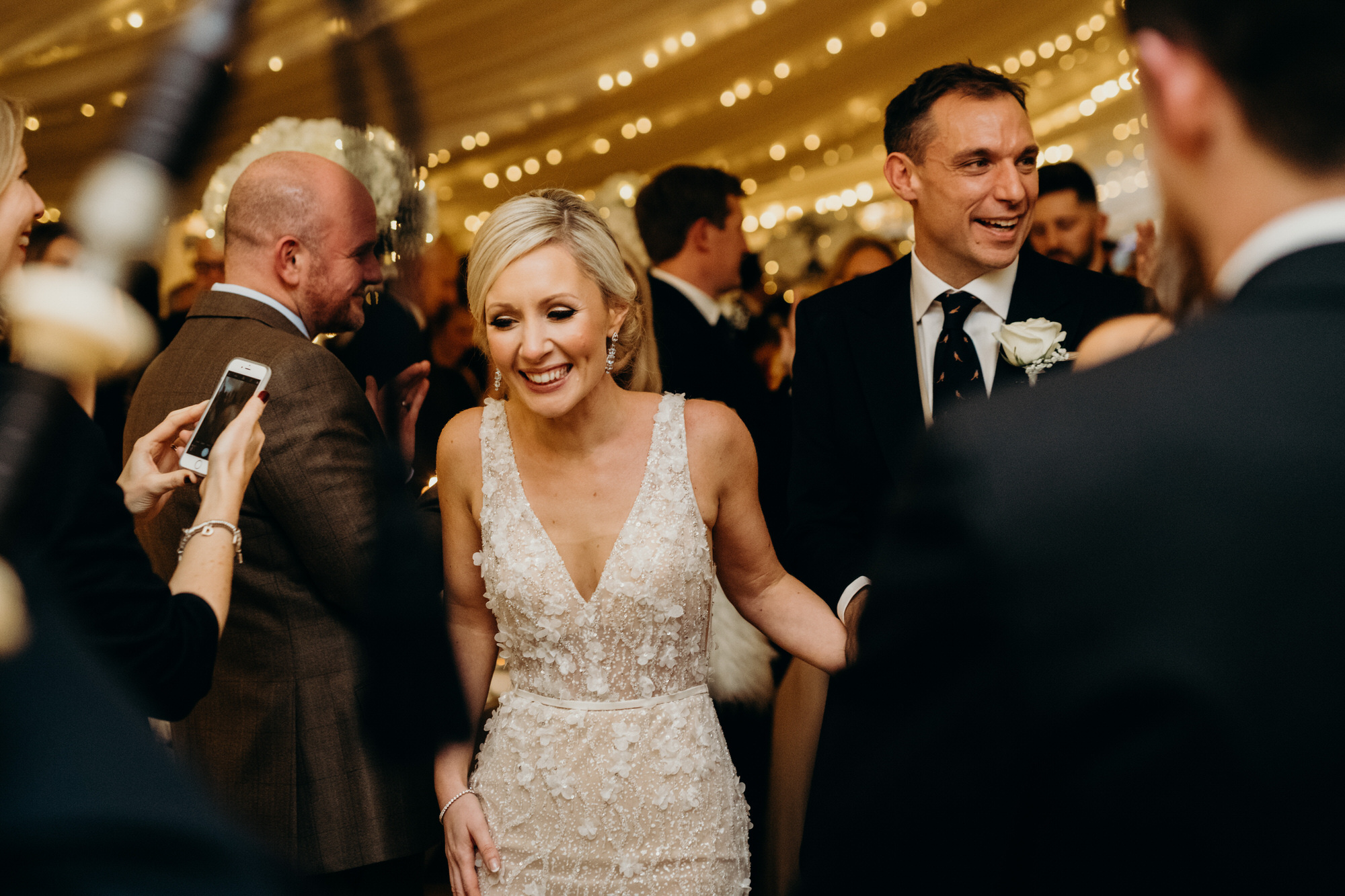 Glasgow documentary wedding photographer