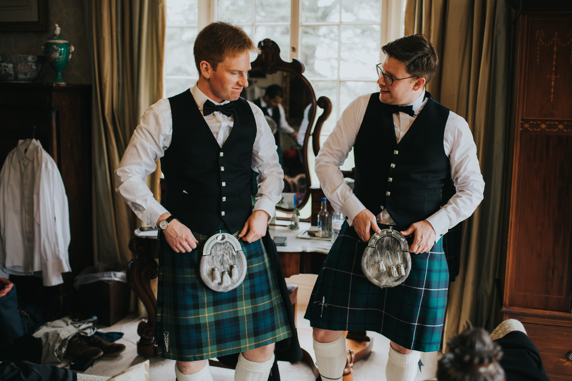 Manusel house spring wedding 4