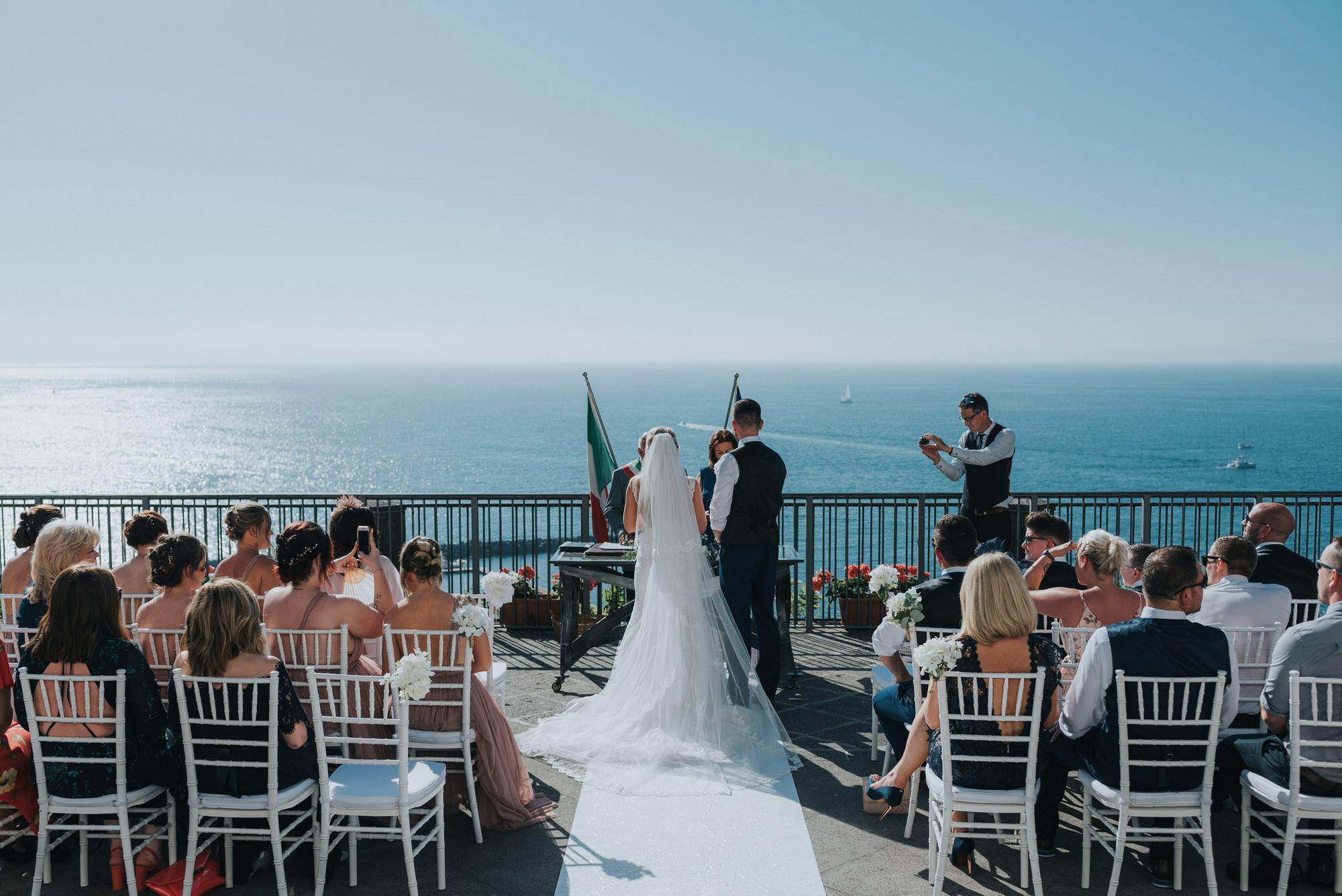 Sorrento wedding photographer 24