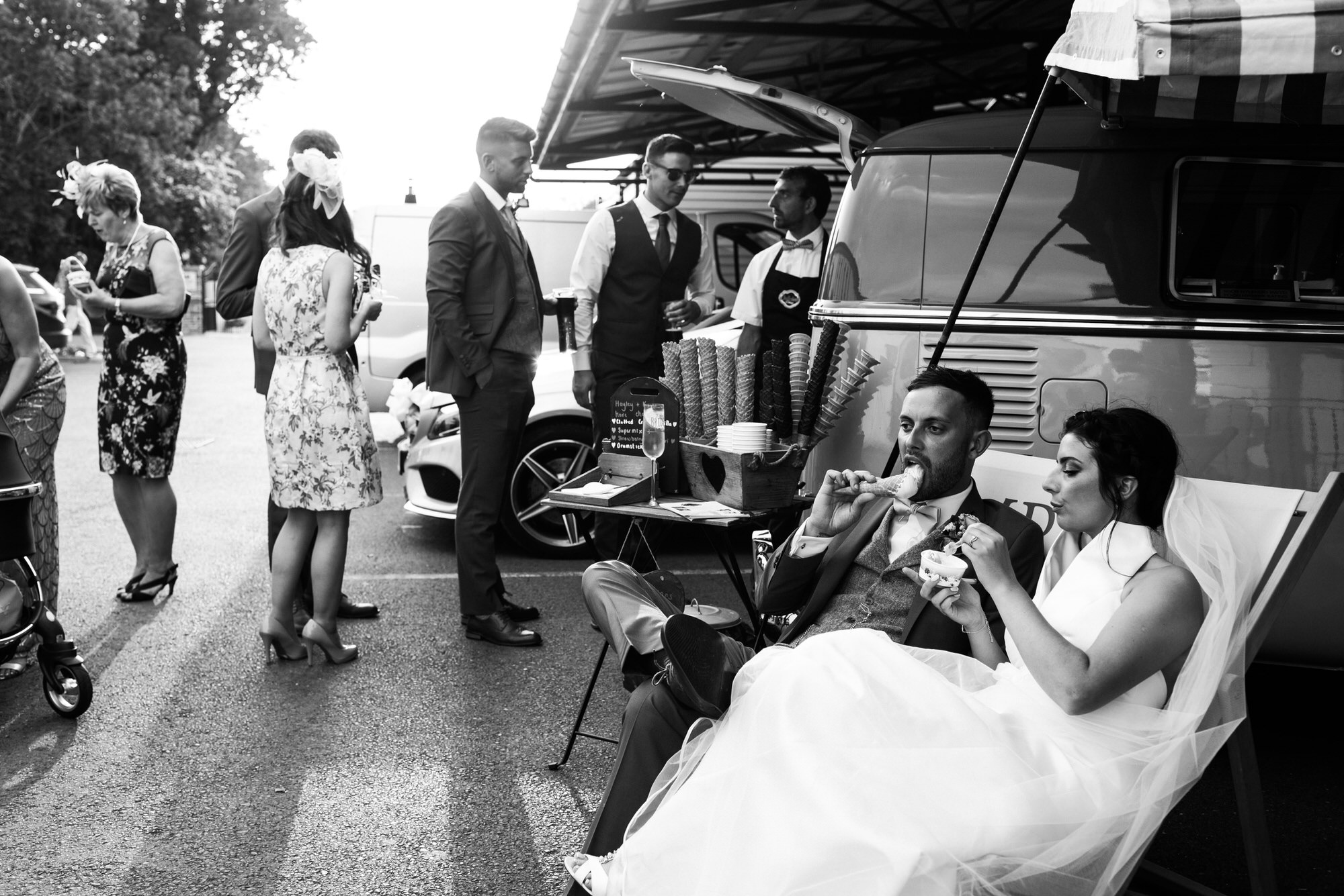 Emlyn hotel wales wedding photographer 12