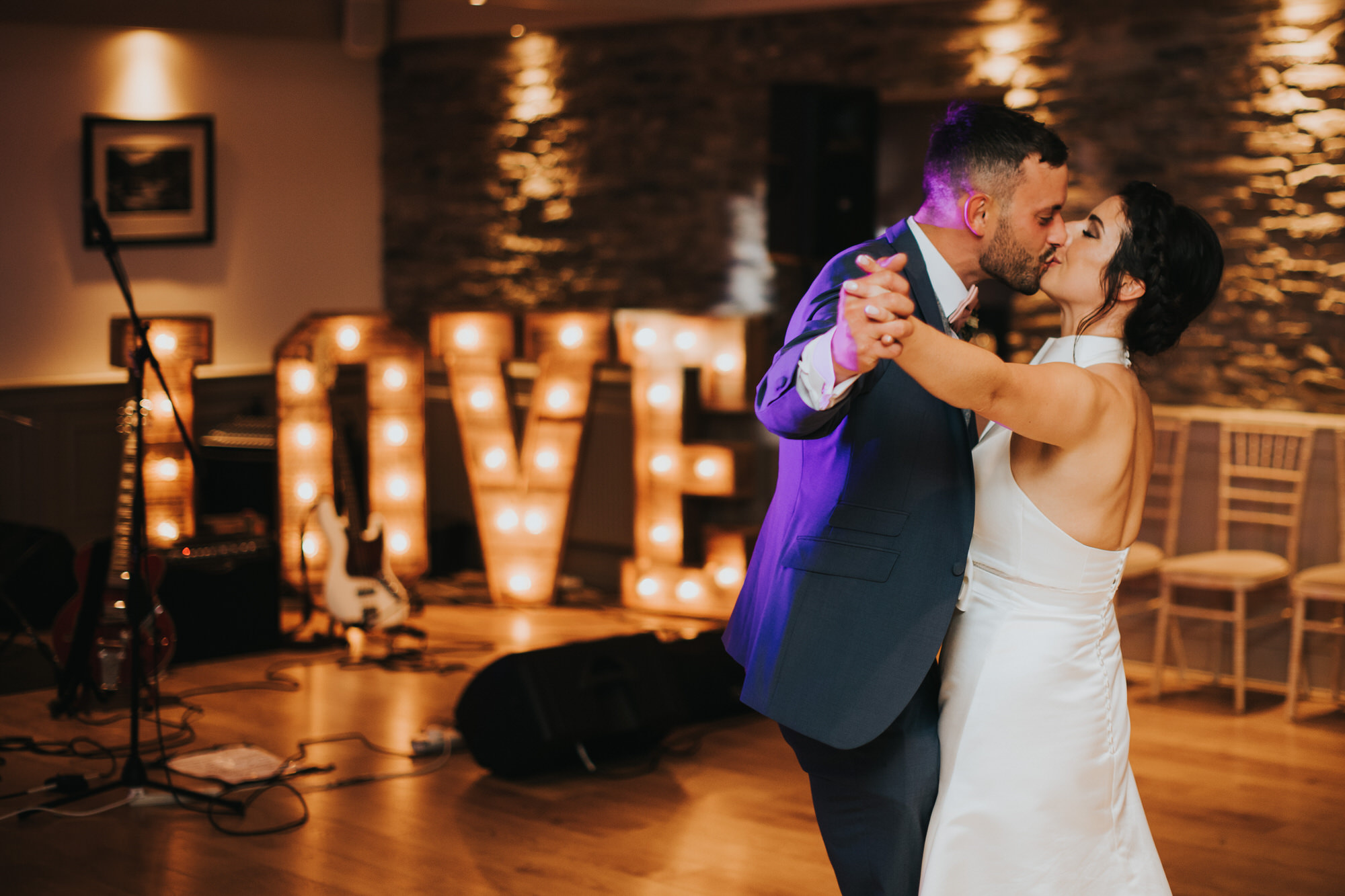 Emlyn hotel wales wedding photographer 14