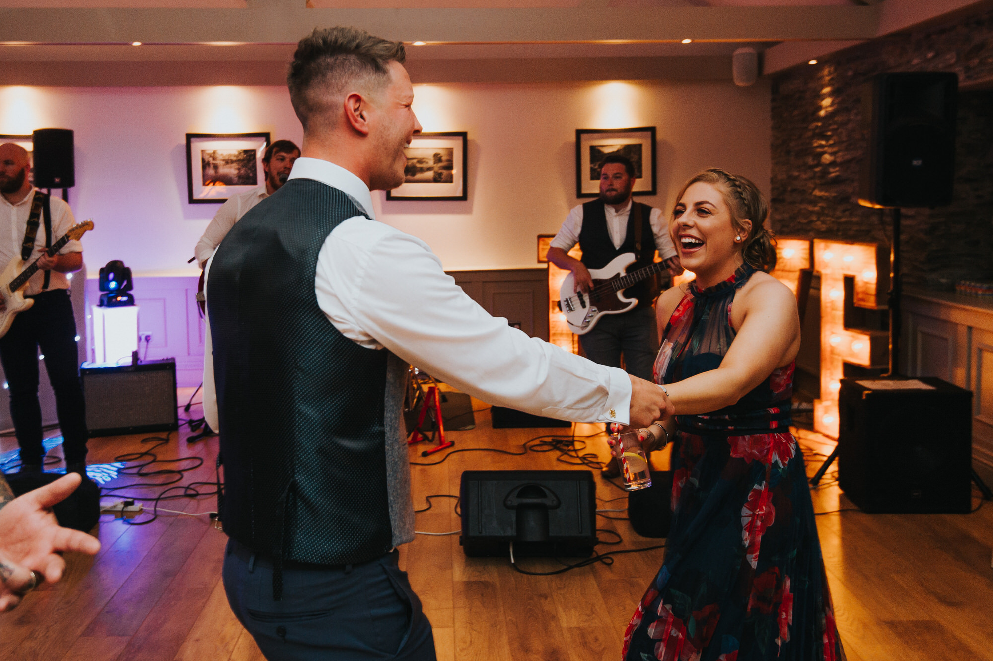 Emlyn hotel wales wedding photographer 15