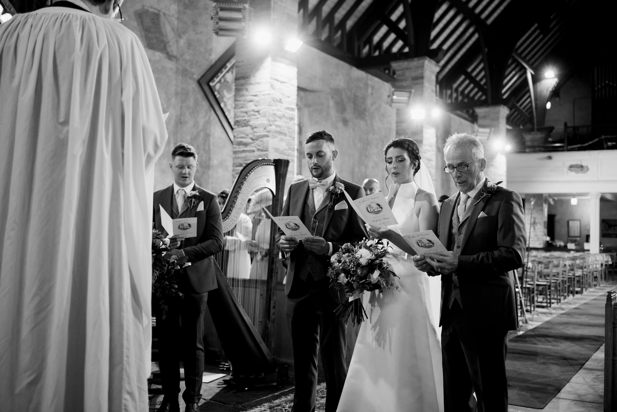 Emlyn hotel wales wedding photographer 22