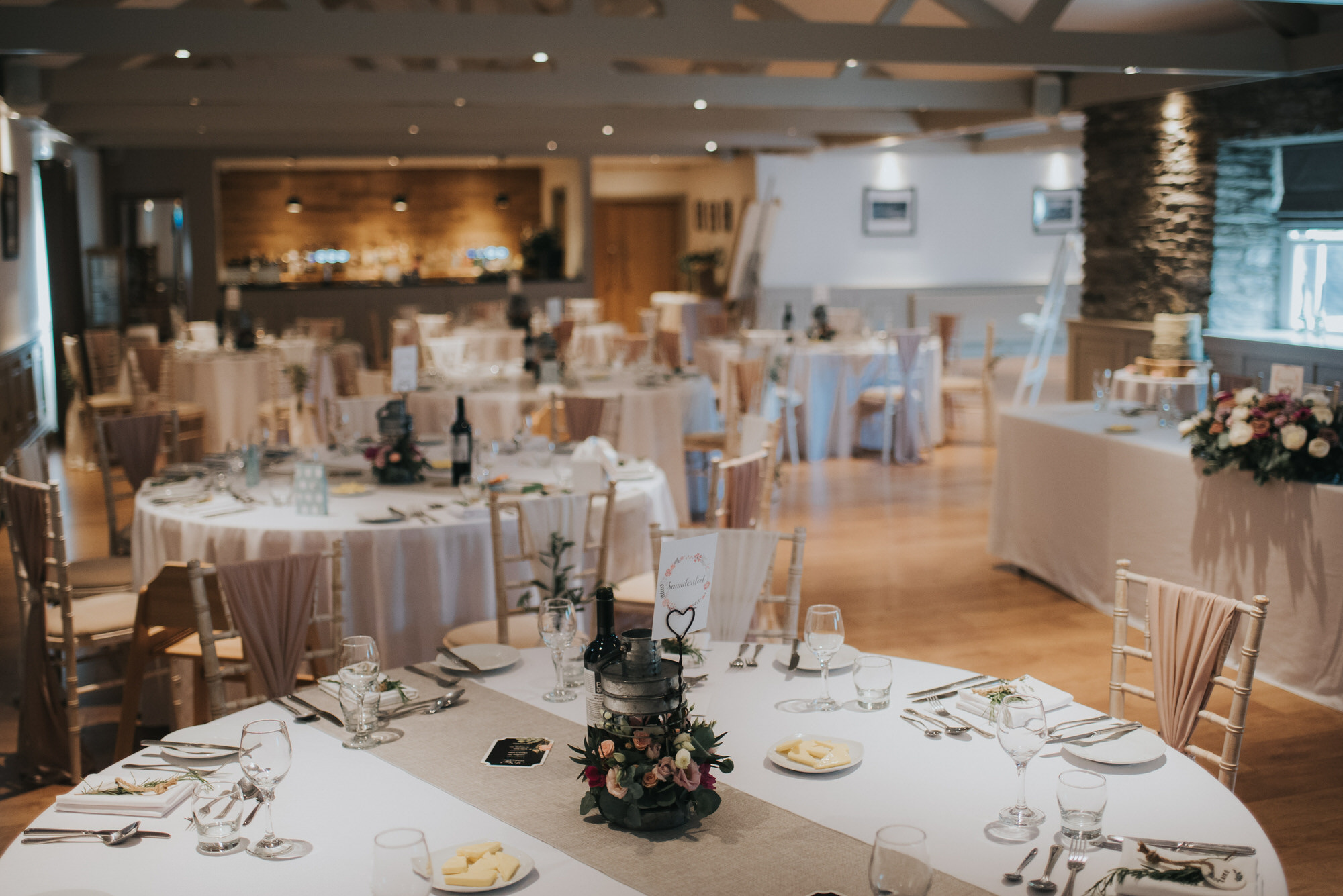 Emlyn hotel wales wedding photographer 23