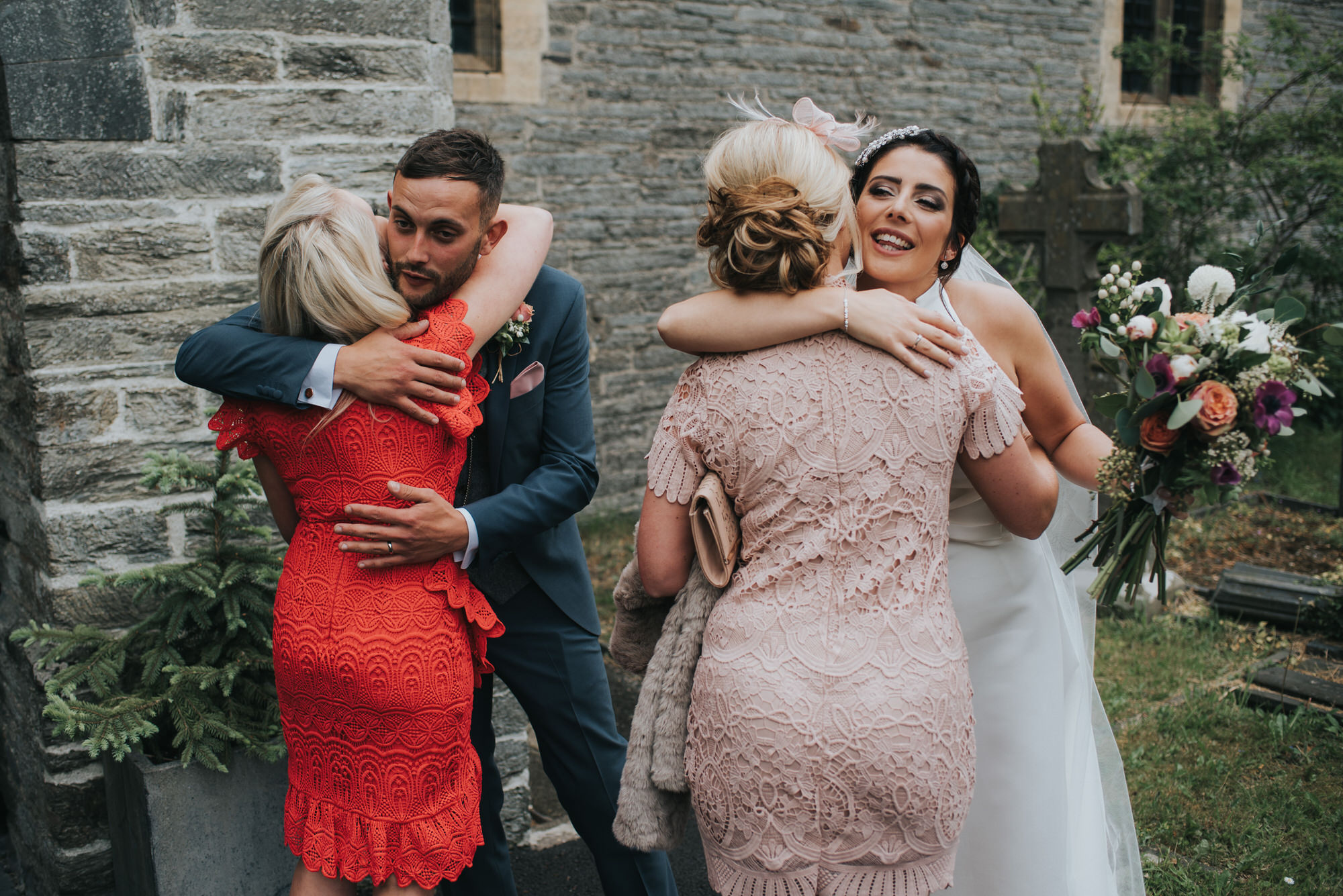 Emlyn hotel wales wedding photographer 27