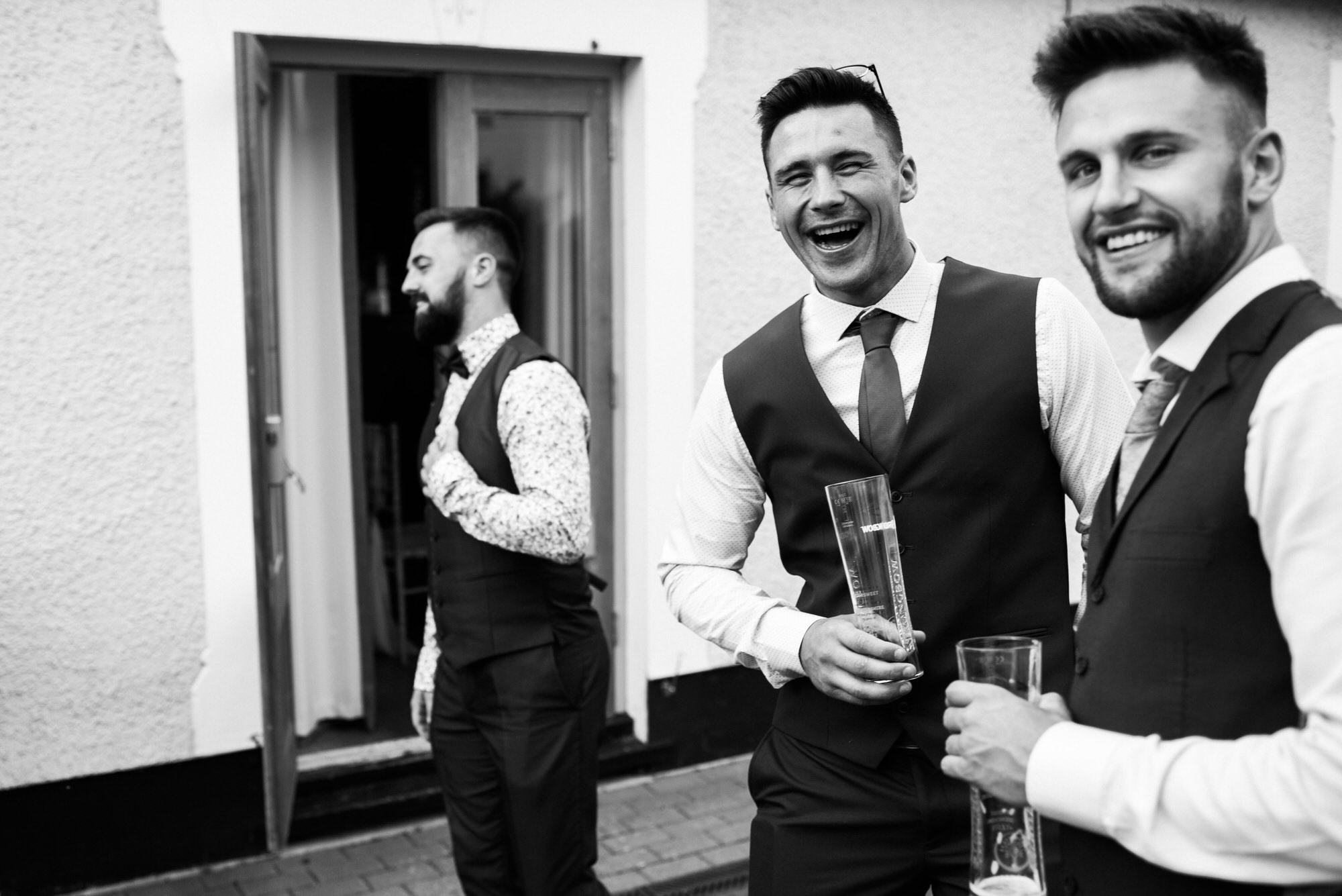 Emlyn hotel wales wedding photographer 3