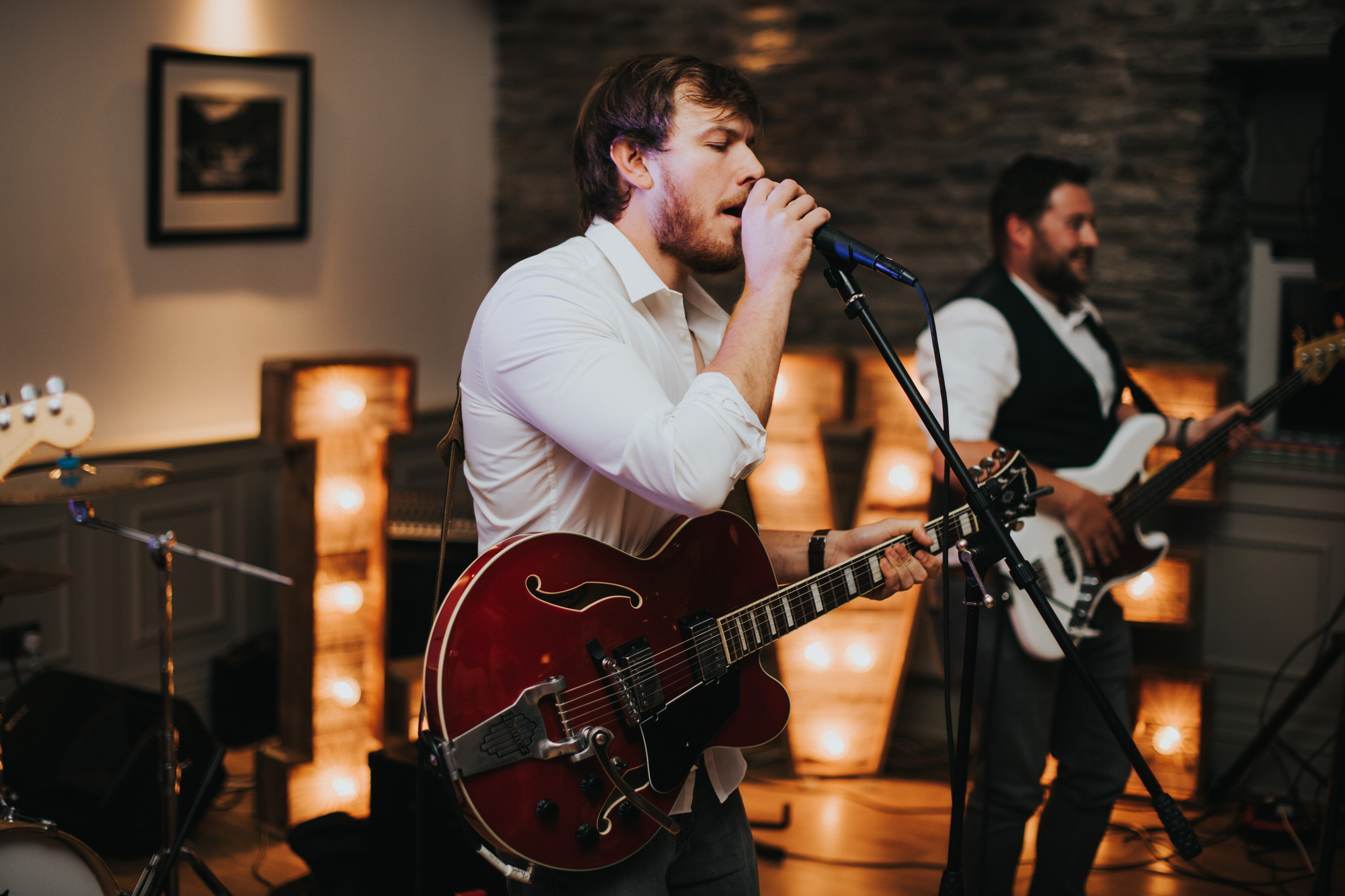Emlyn hotel wales wedding photographer 38