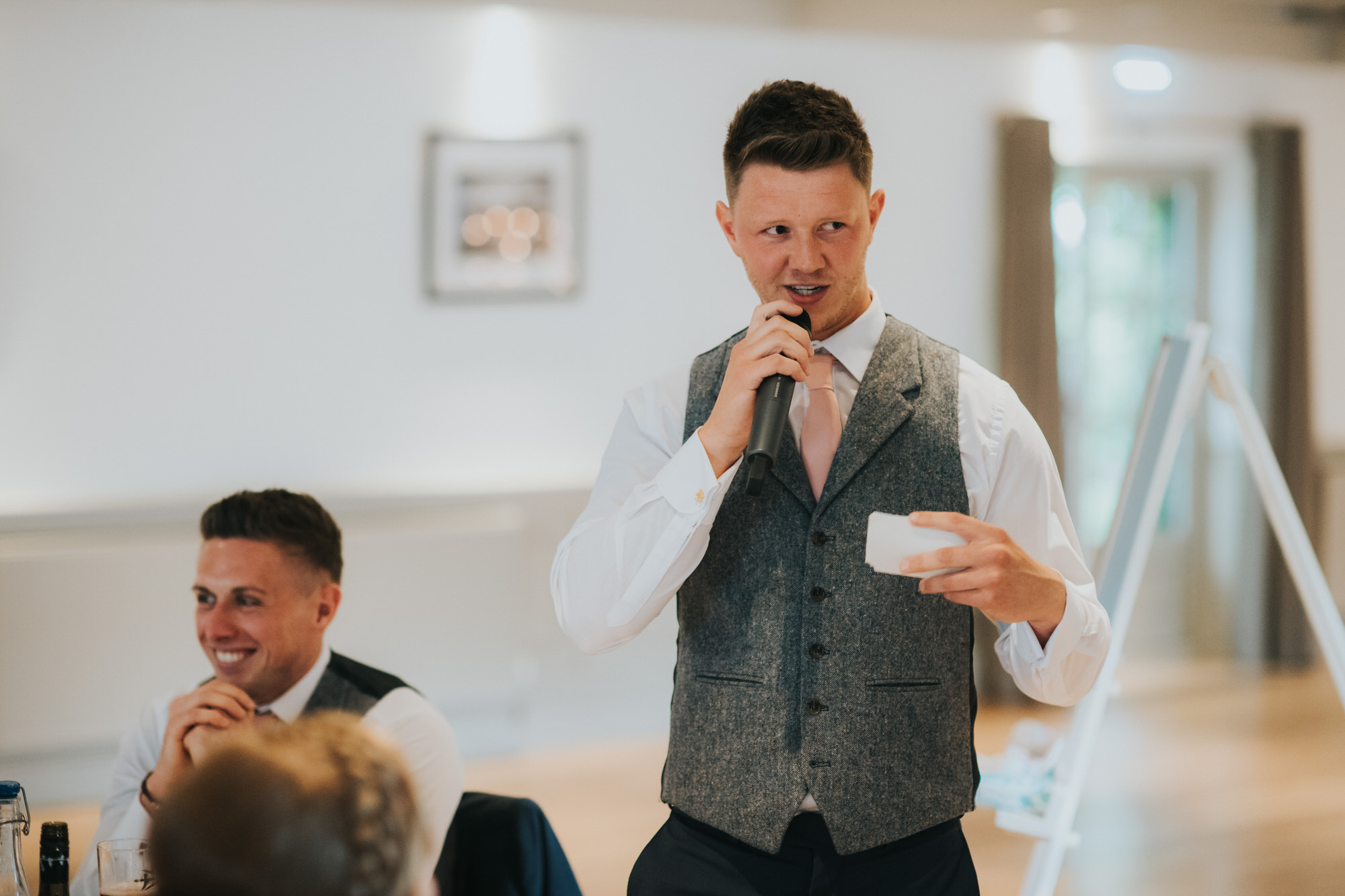 Emlyn hotel wales wedding photographer 48