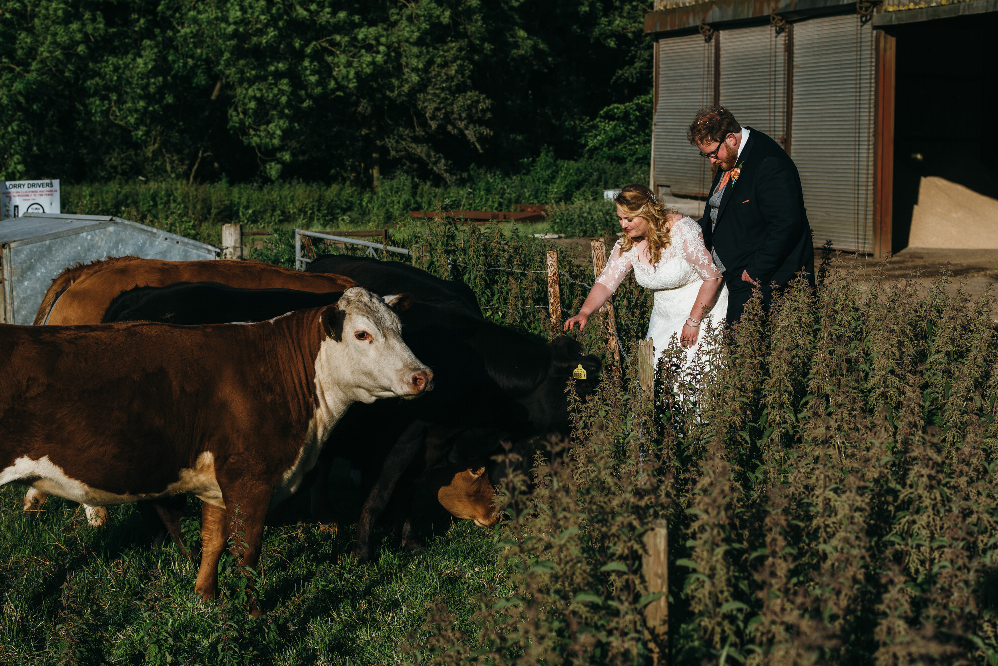 Somerset farm wedding photographer 20