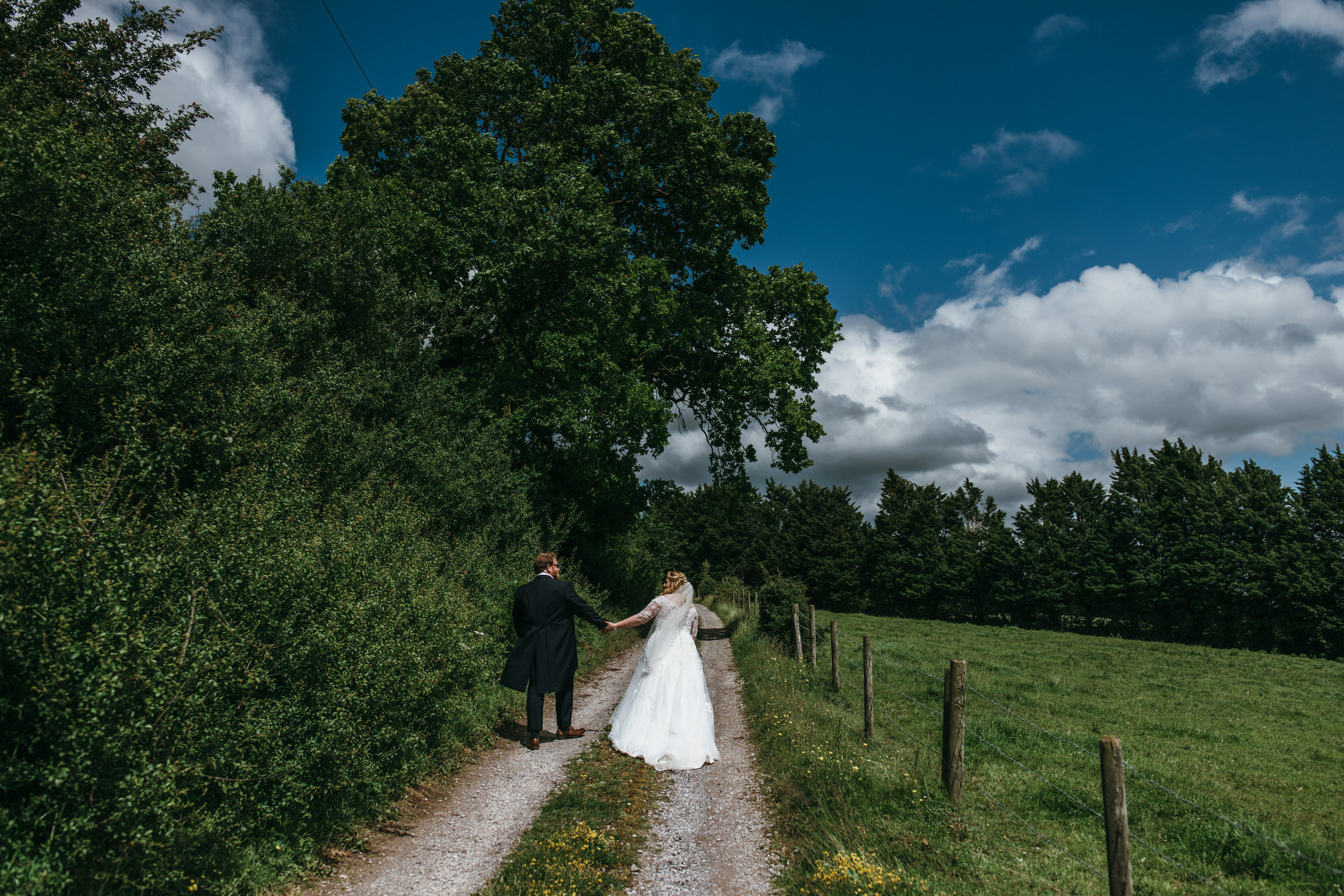 Somerset farm wedding photographer 49