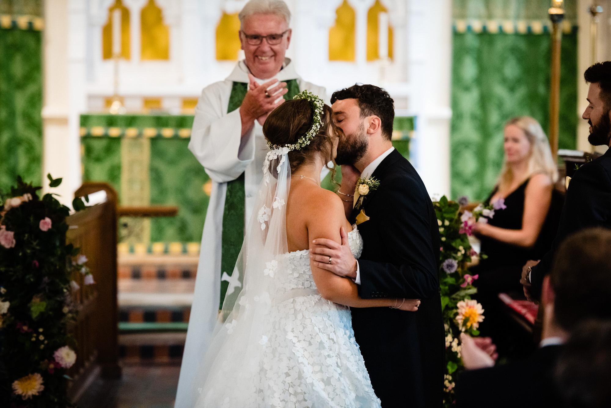 Barnston lodge wedding photographer 15