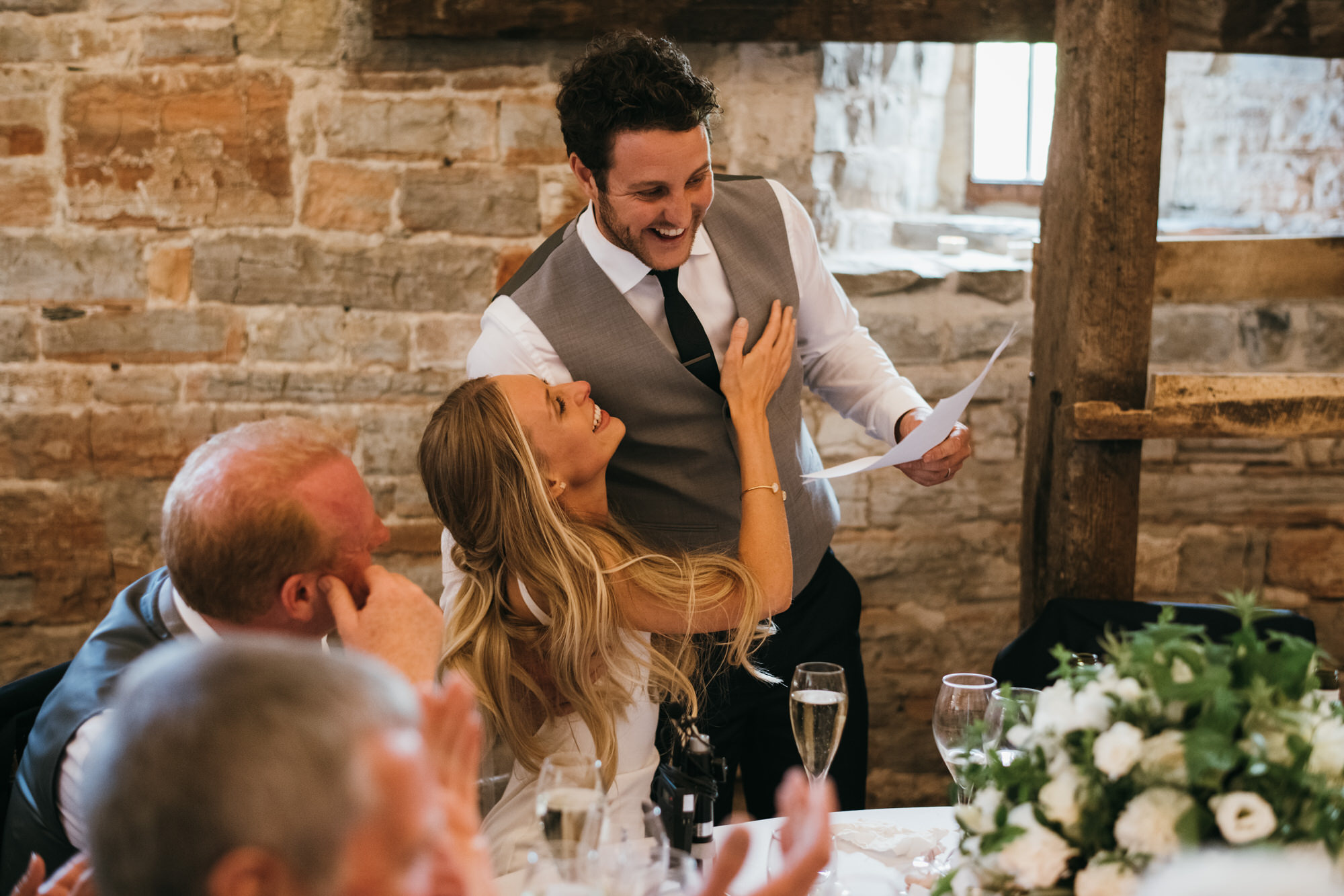 Almonry barn wedding photographer 38