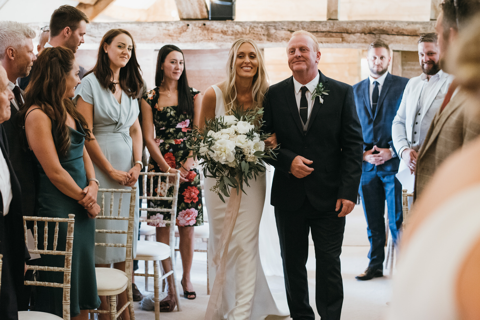 Almonry barn wedding photographer 46