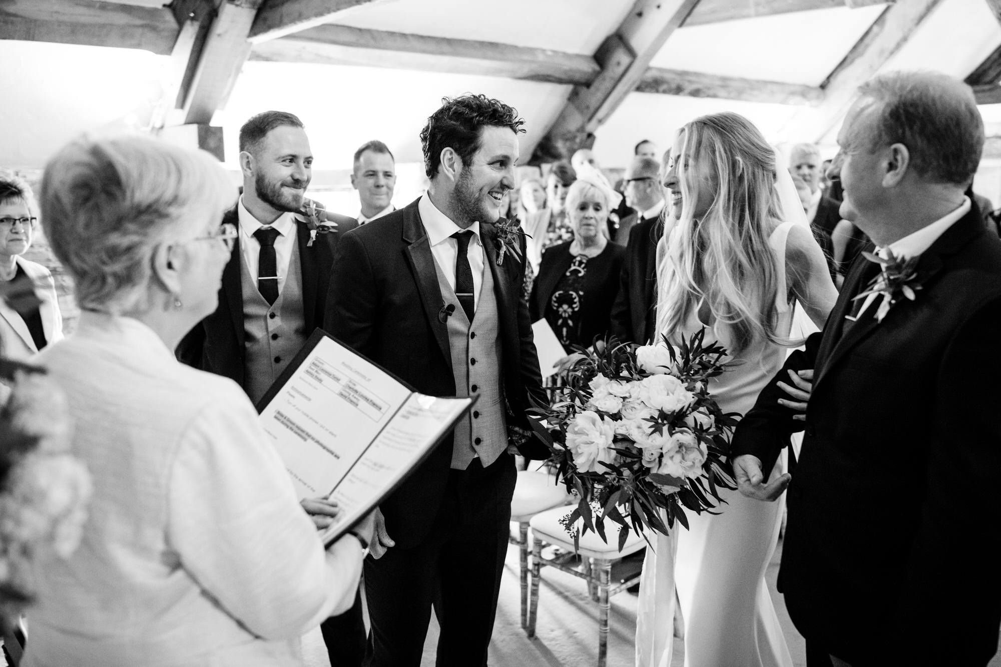 Almonry barn wedding photographer 51