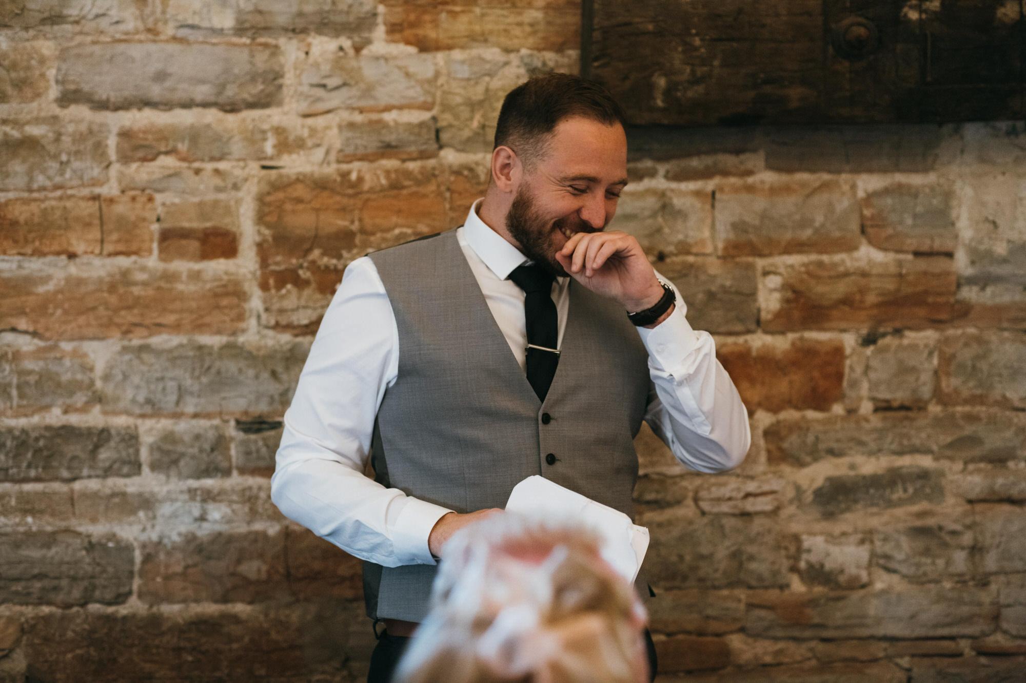 Best Man speech Almonry Barn