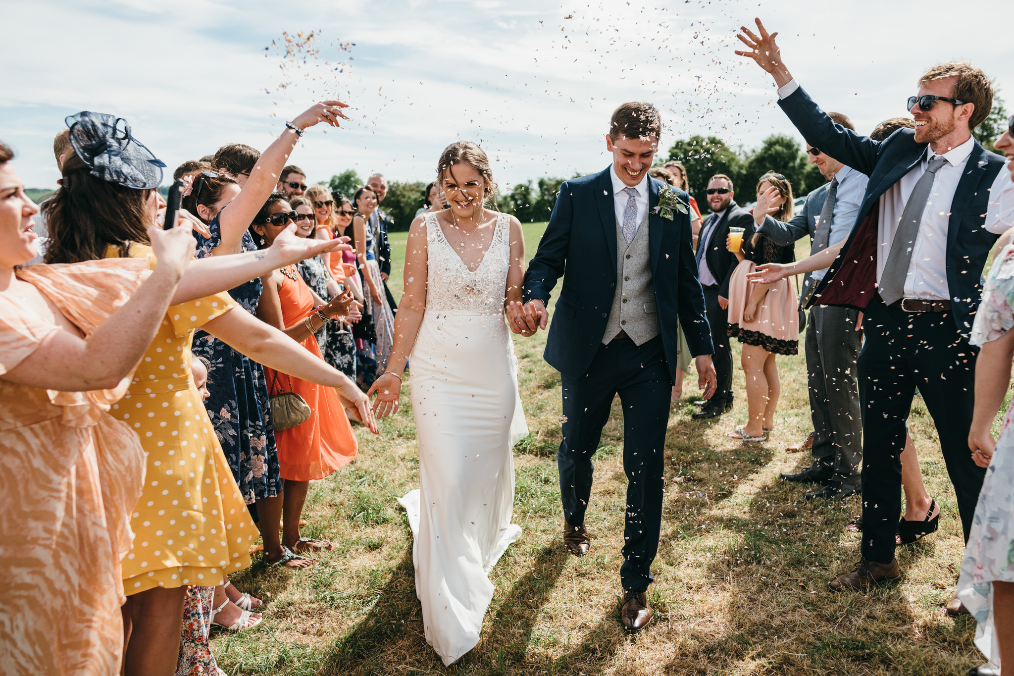 Outdoor somerset wedding photographer 42