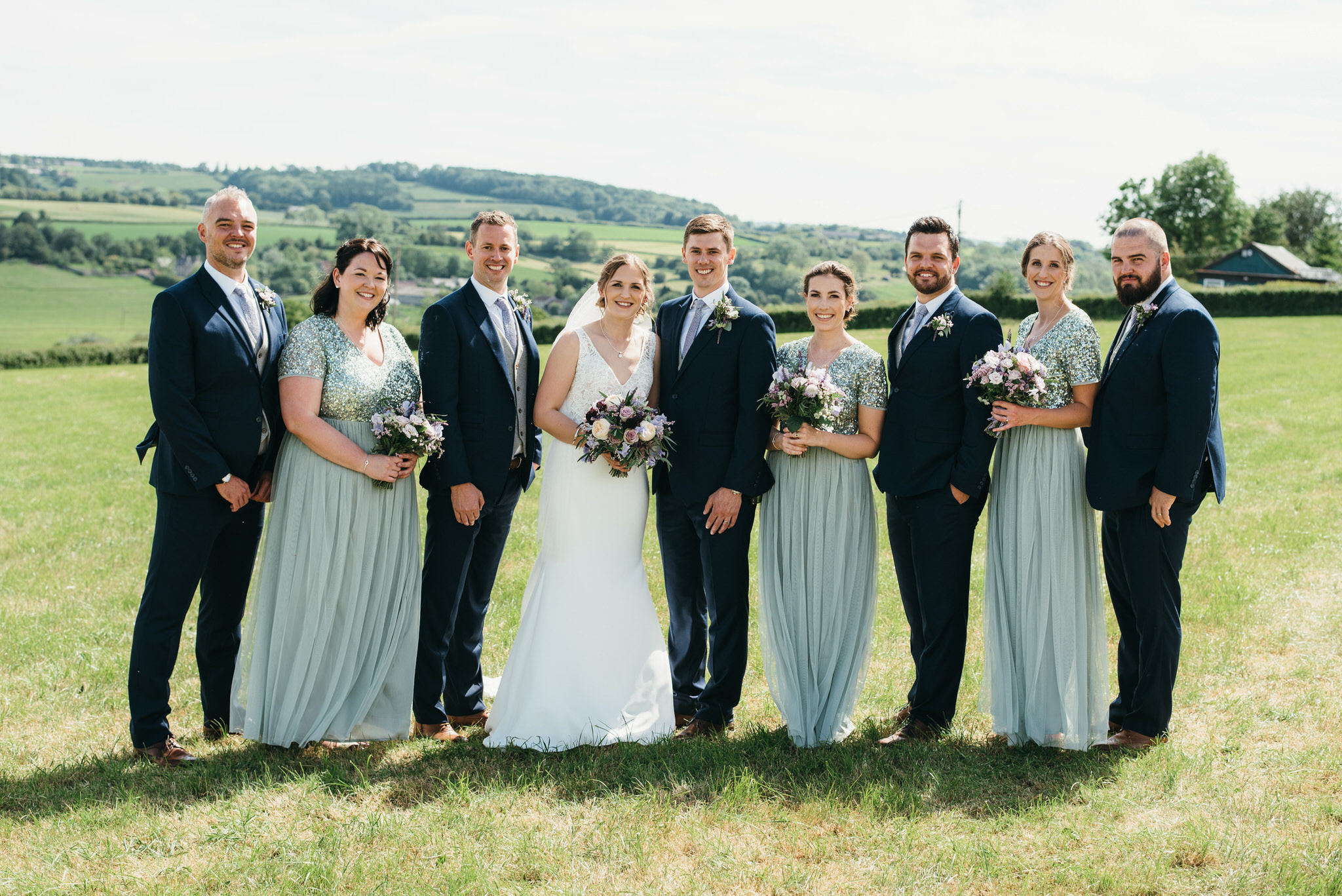 Outdoor somerset wedding photographer 68