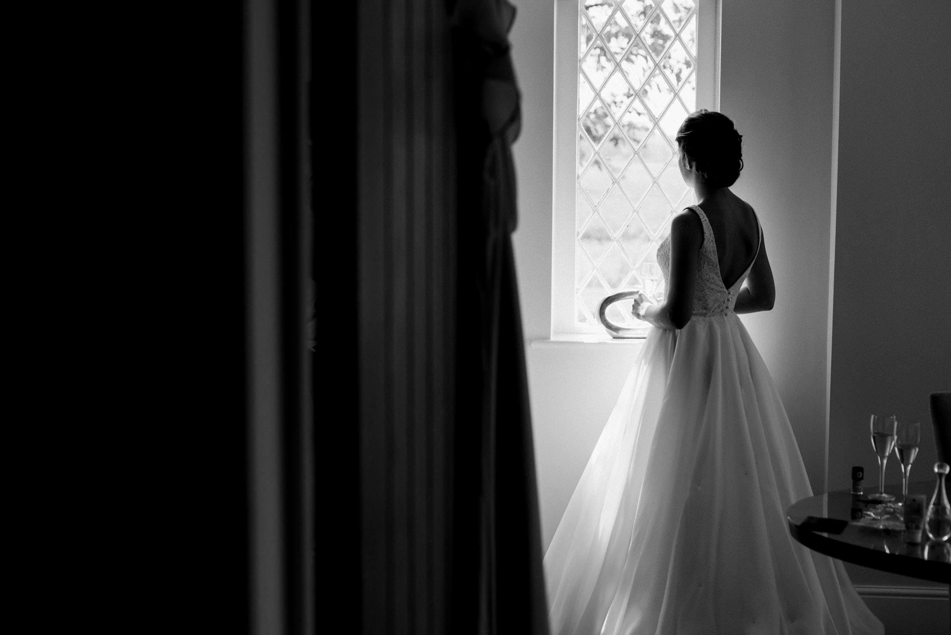 Oakley Hall bride