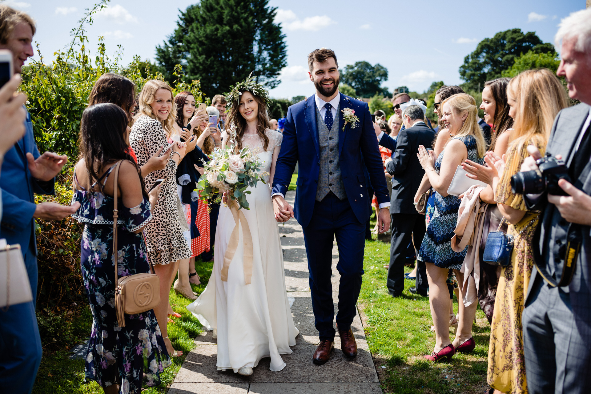 Pennard house somerset wedding photographer 10