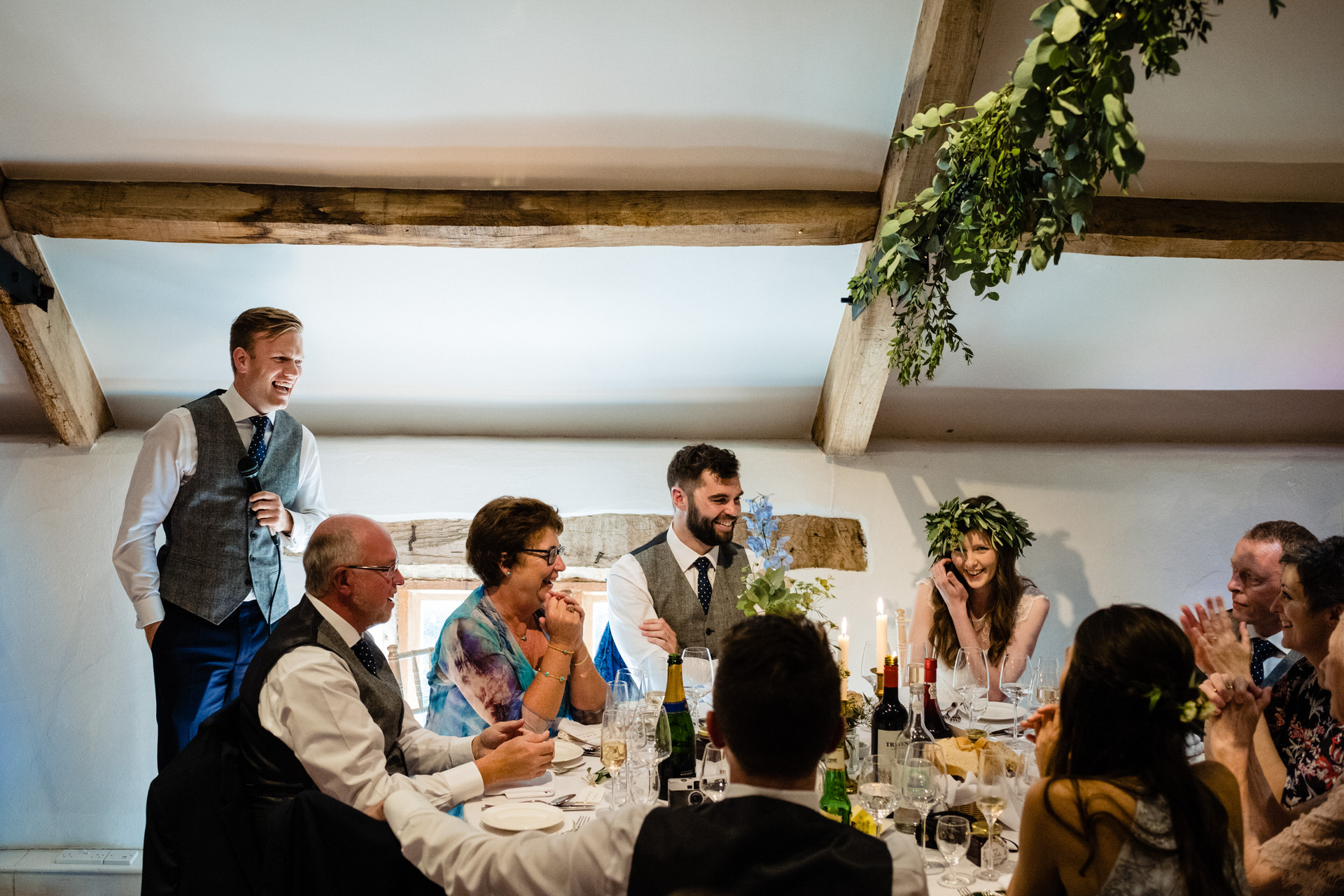 Pennard house somerset wedding photographer 19