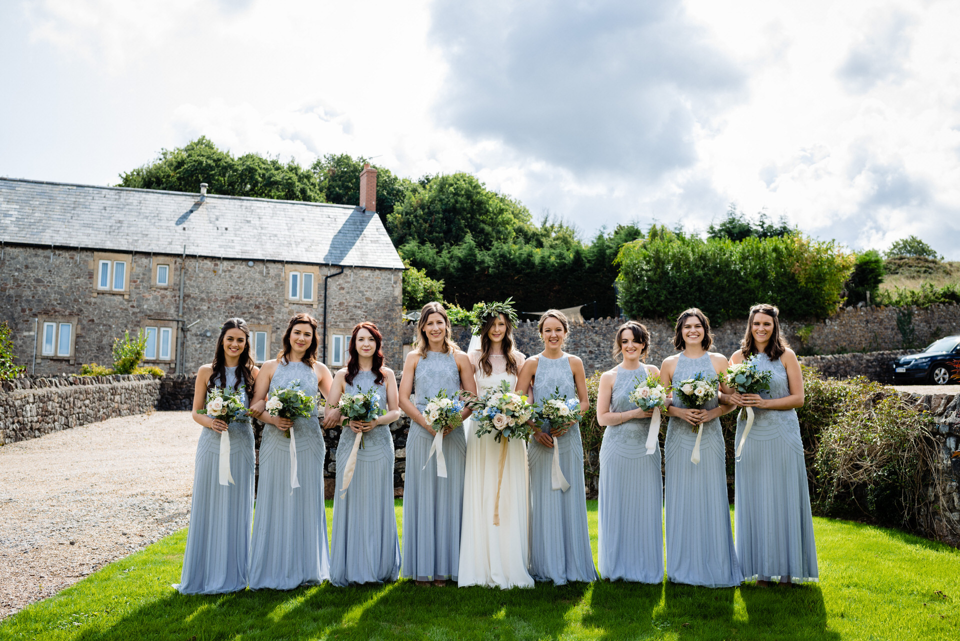 Pennard house somerset wedding photographer 4