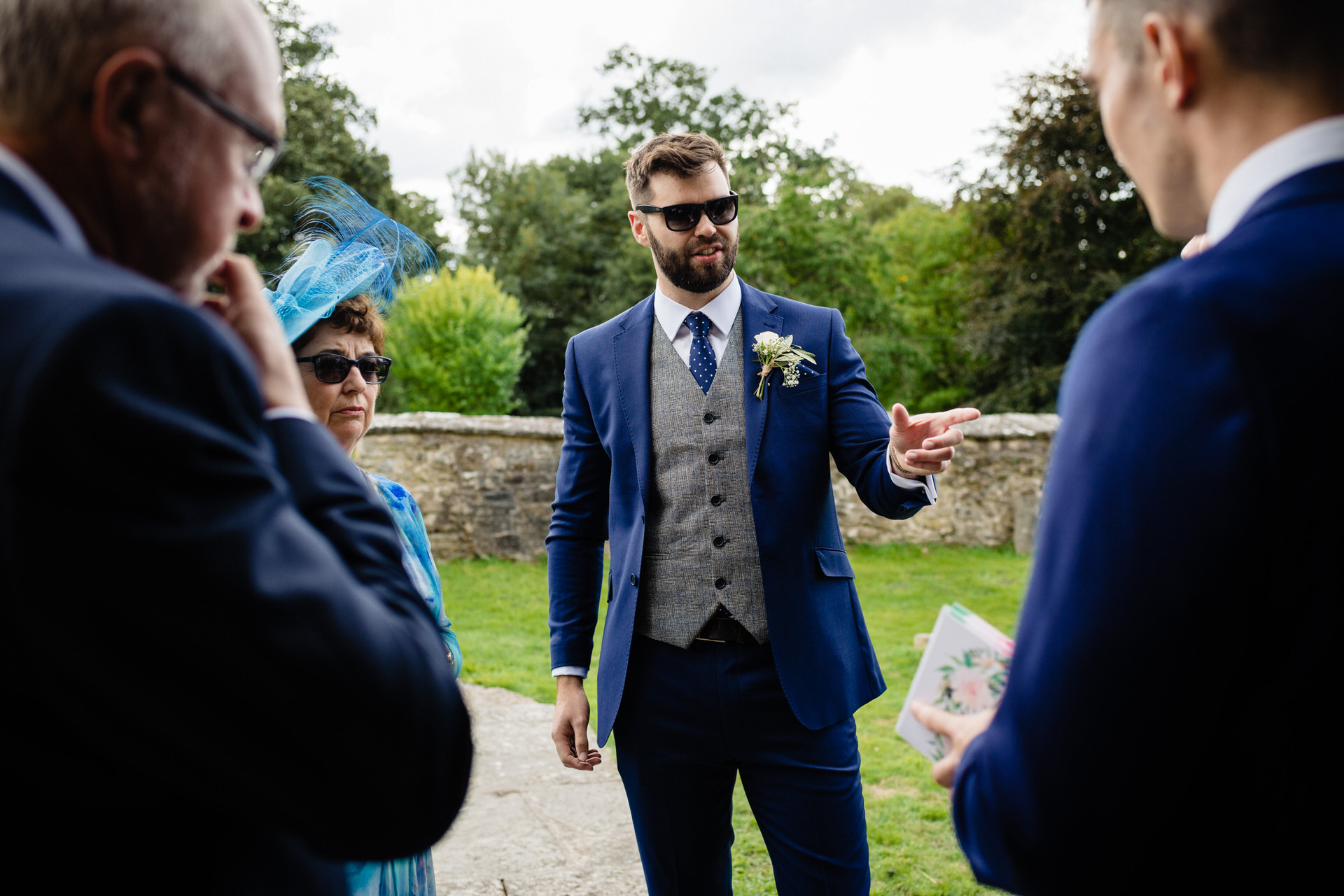 Pennard house somerset wedding photographer 5