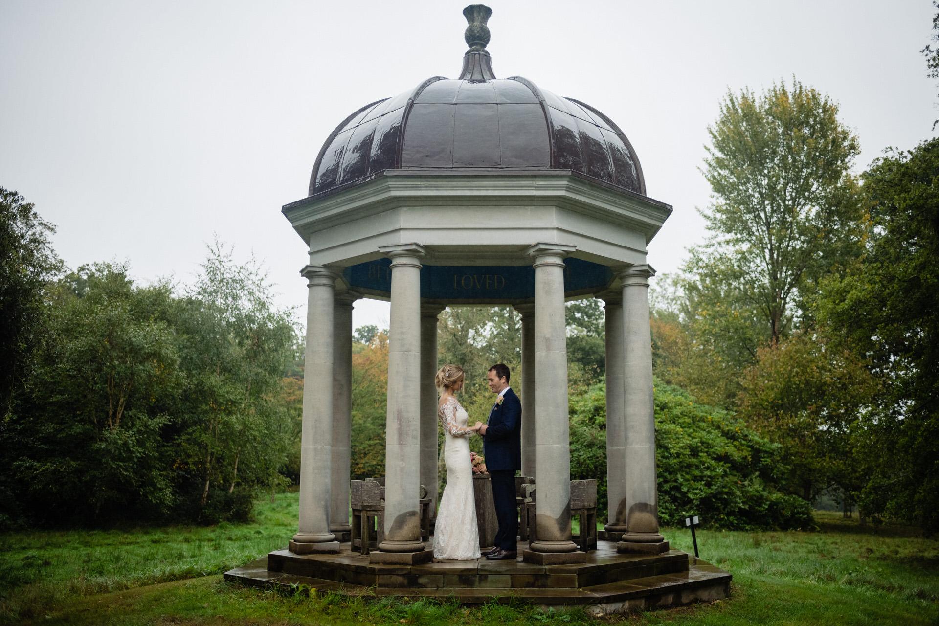 Wedding photographer Bignor Park