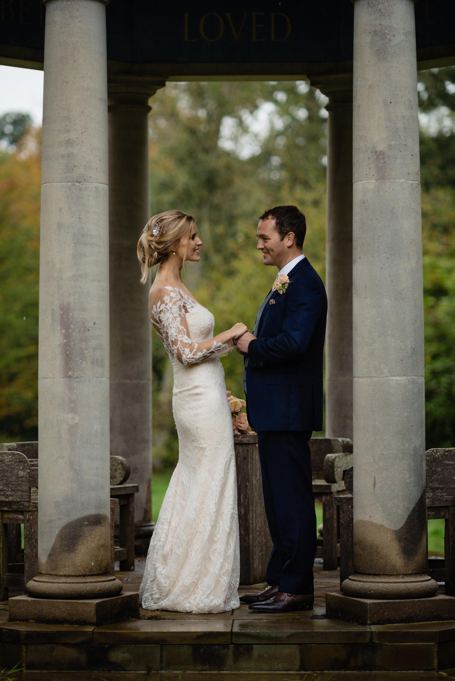 Bignor park wedding photographer