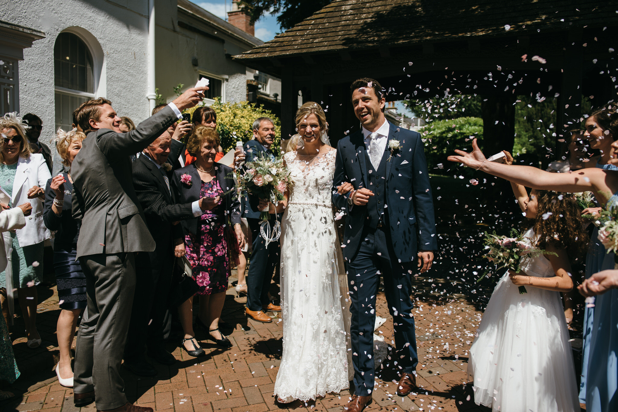 Froginwell devon wedding photographer 10