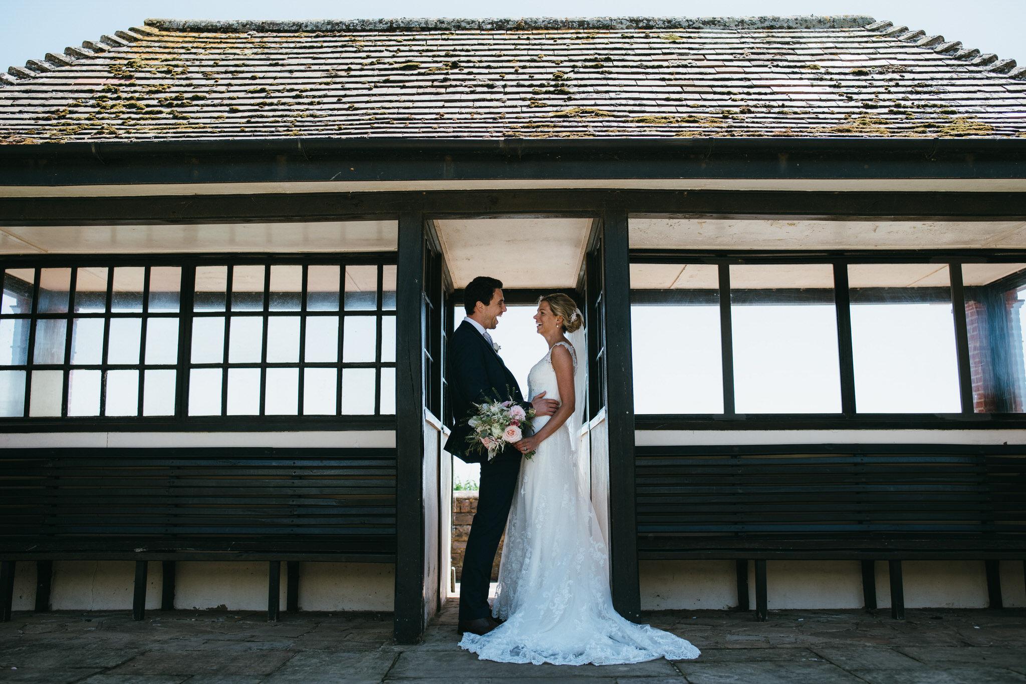 Unposed Devon wedding photographer