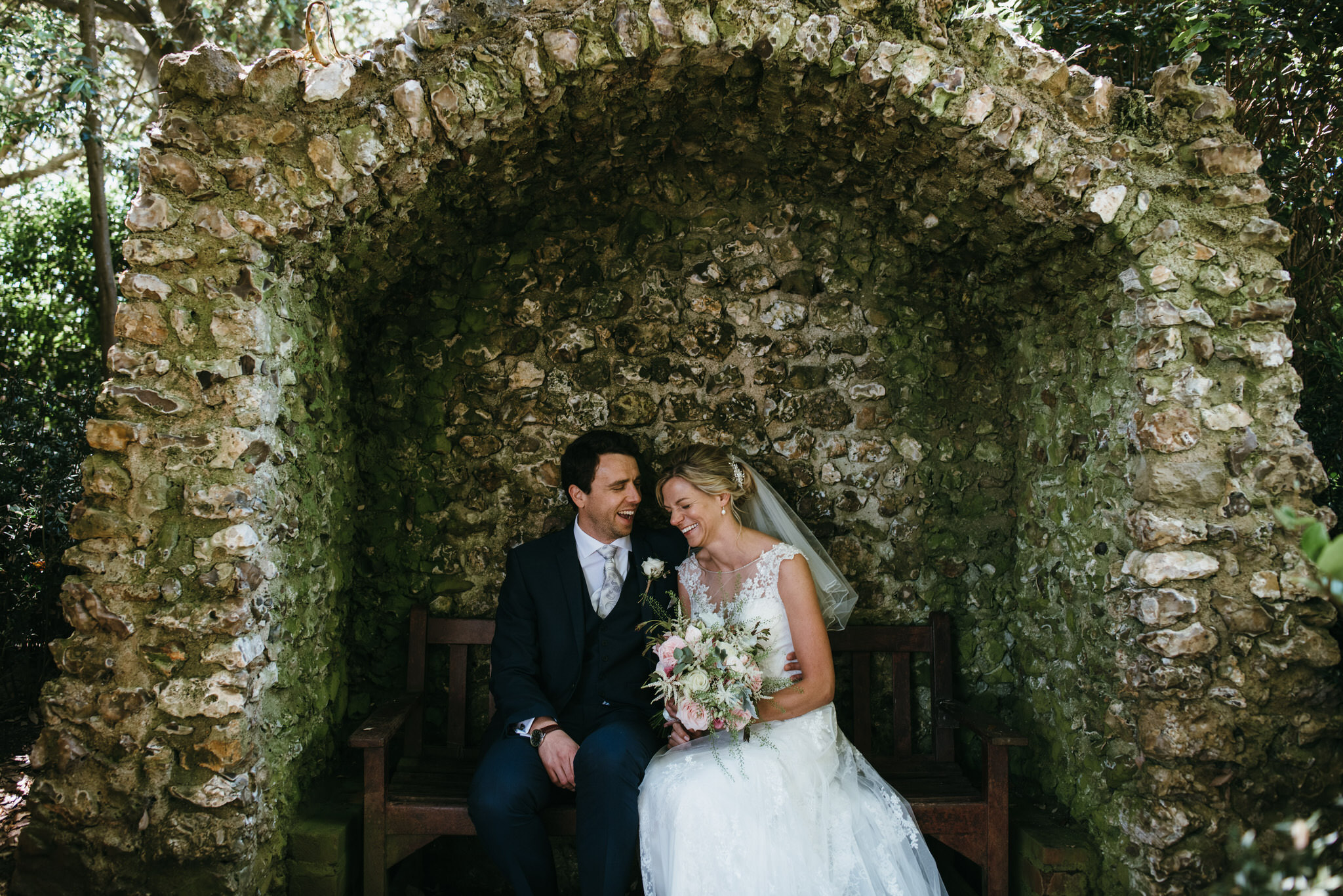 Documentary Sidmouth wedding photography