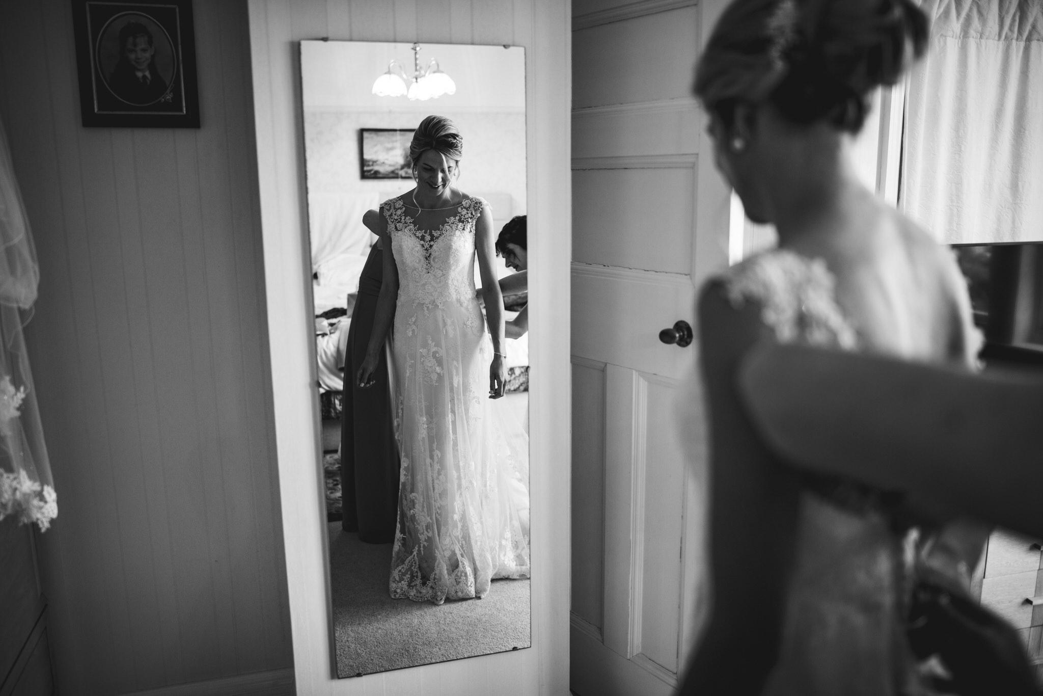 Bridal wedding photography