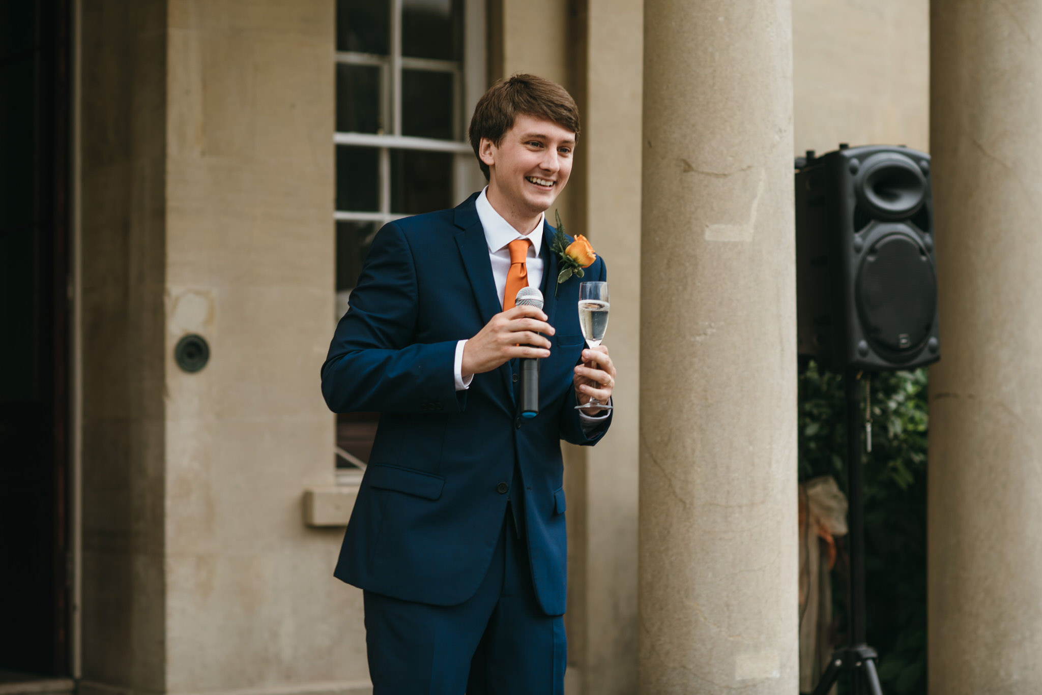 Backwell house wedding speeches