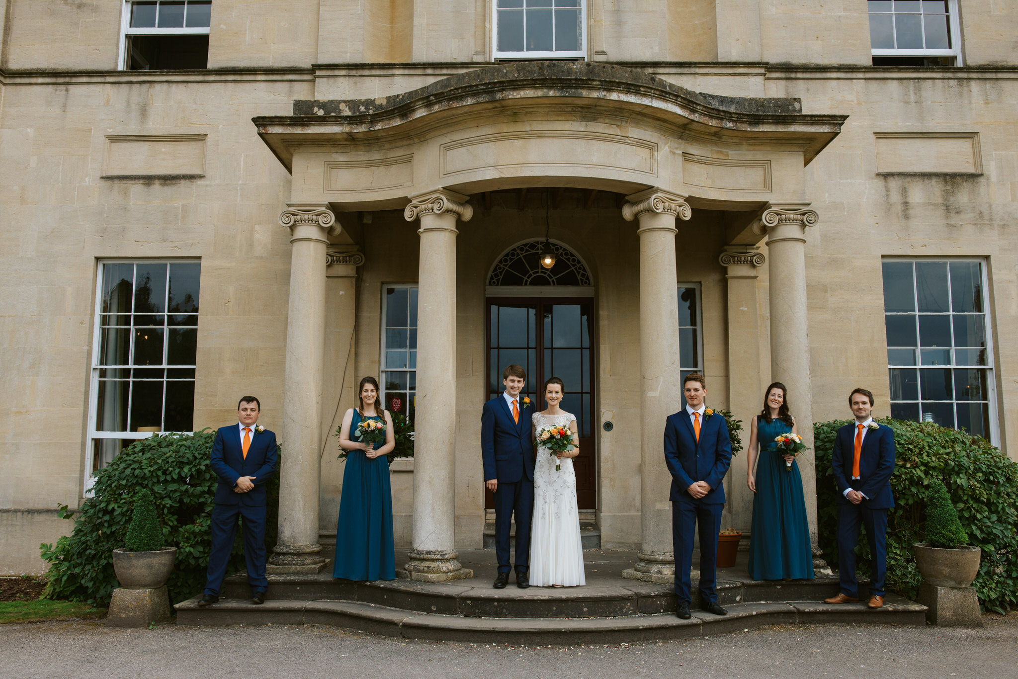 Best Backwell house wedding photographer