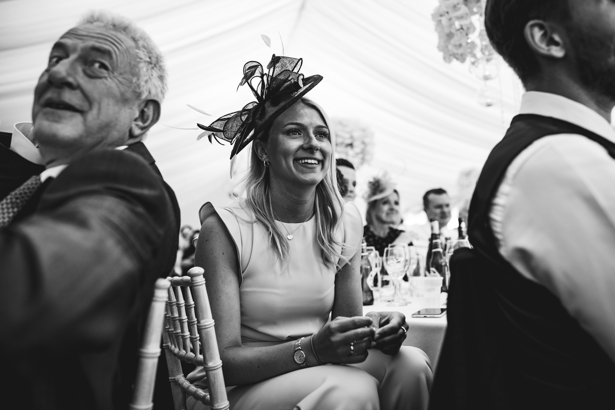 Dunster castle wedding reception