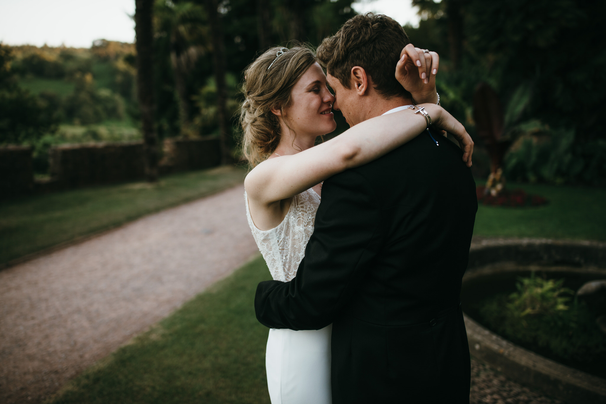 Dunster Castle wedding