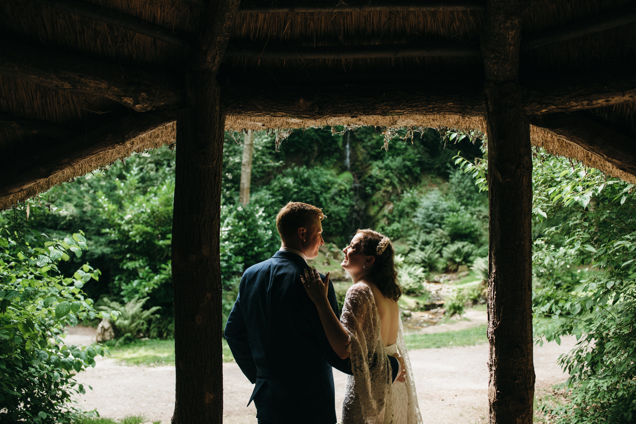 hestercombe gardens unposed wedding photographer