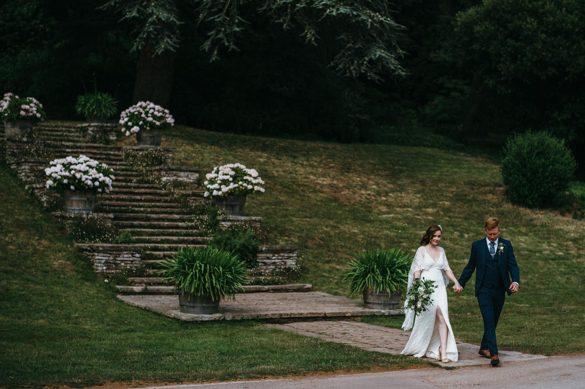 hestercombe gardens somerset wedding photographer