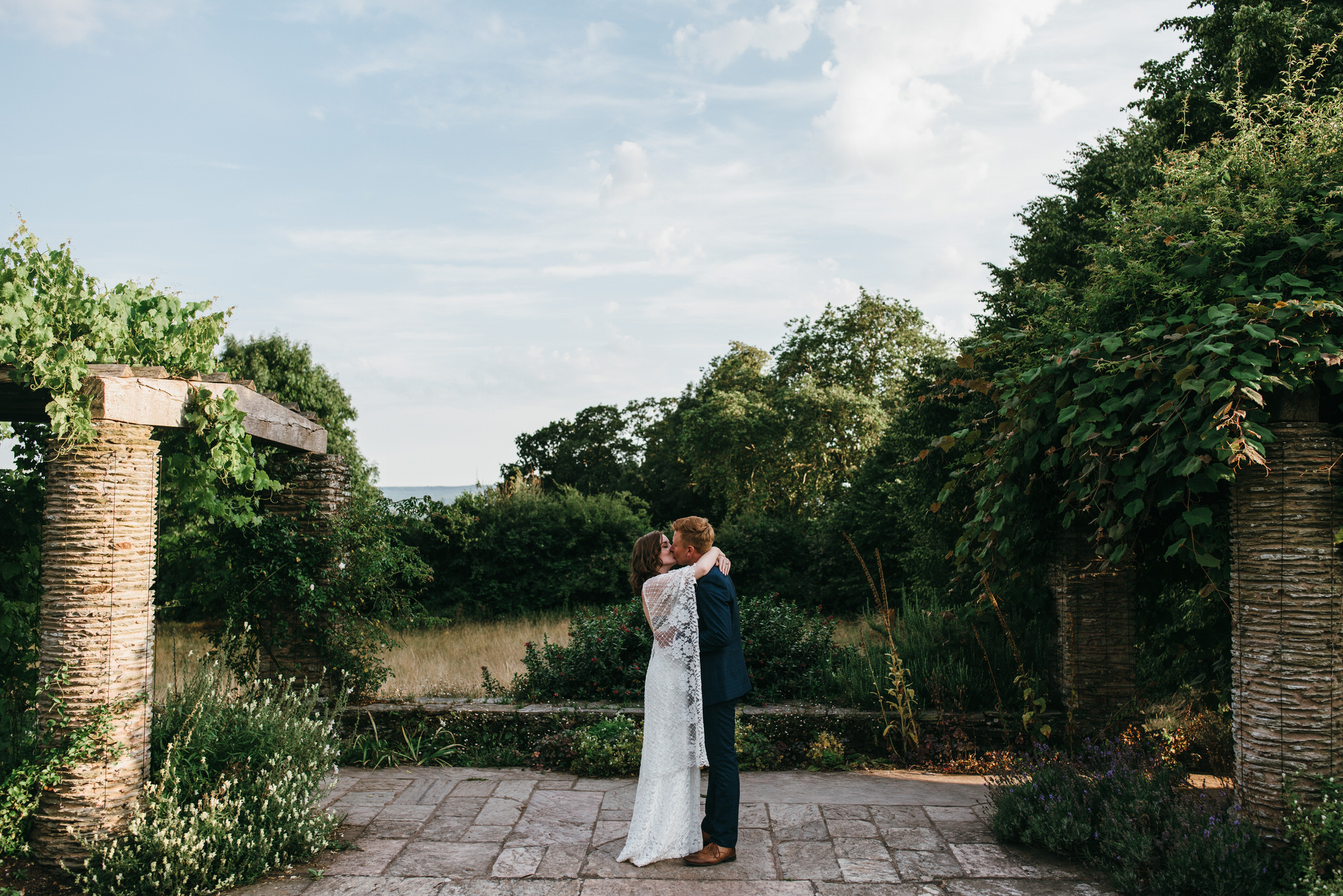 Hestercombe natural wedding photography