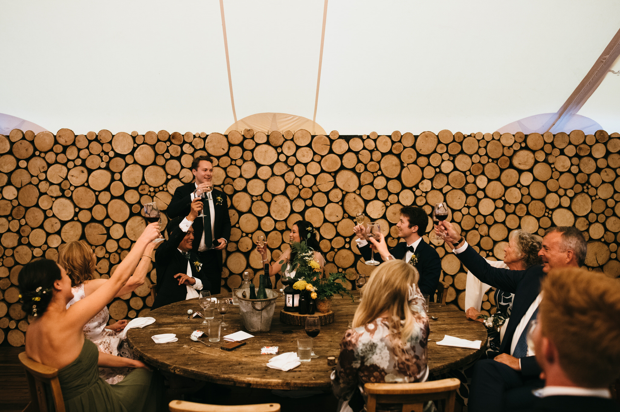 The Dreys Wedding Speeches
