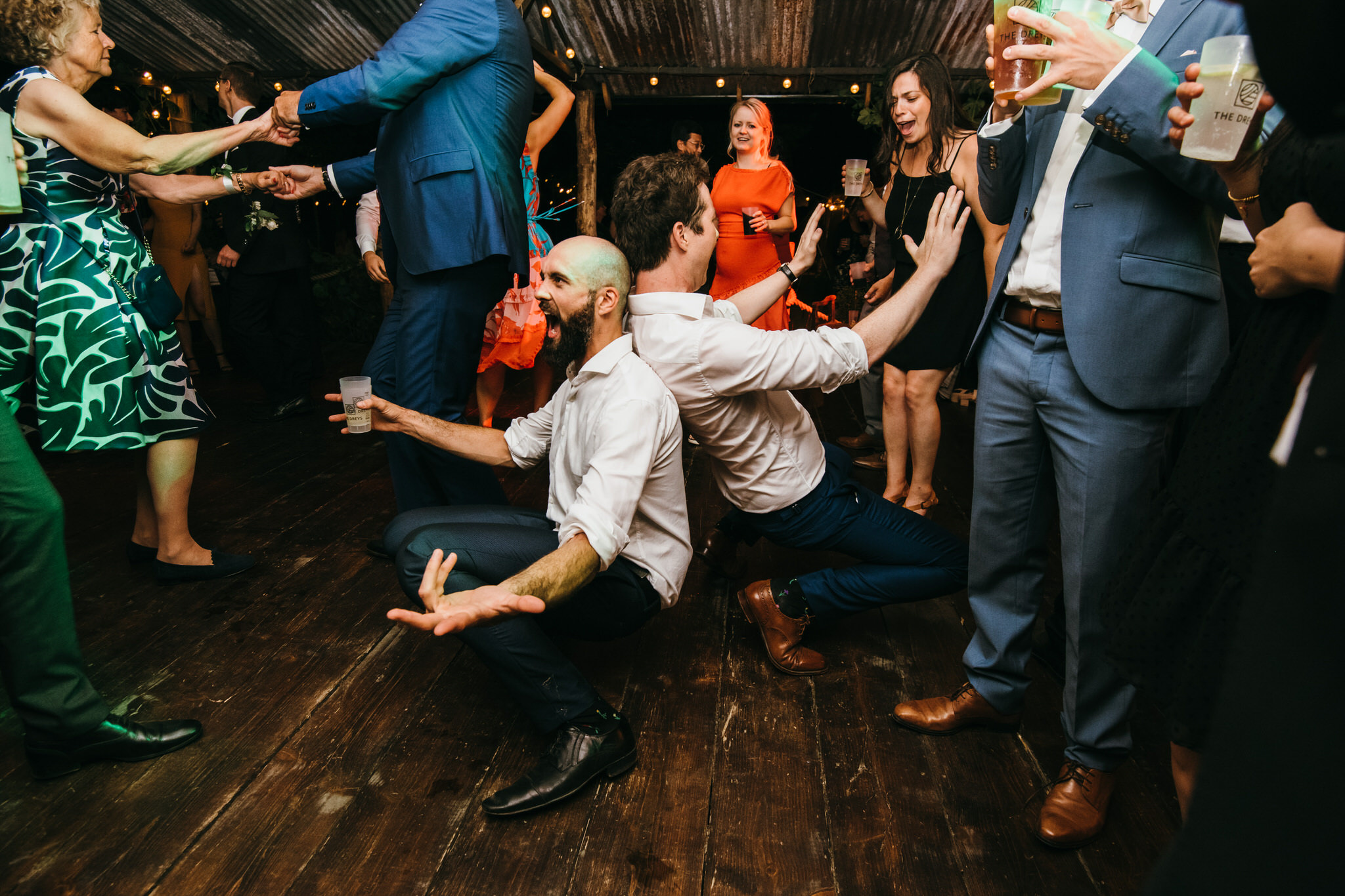 Dancing at The dreys kent