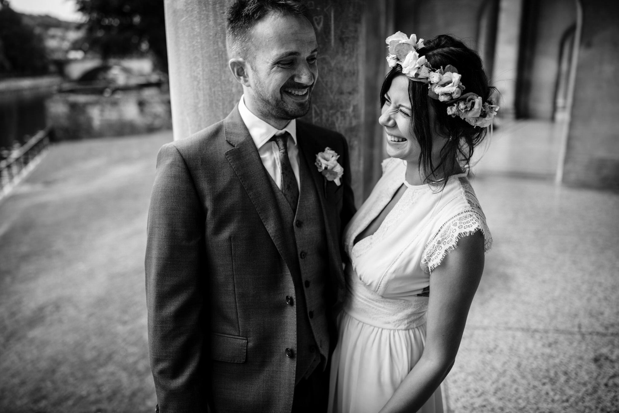 Bath guildhall intimate wedding photography 3