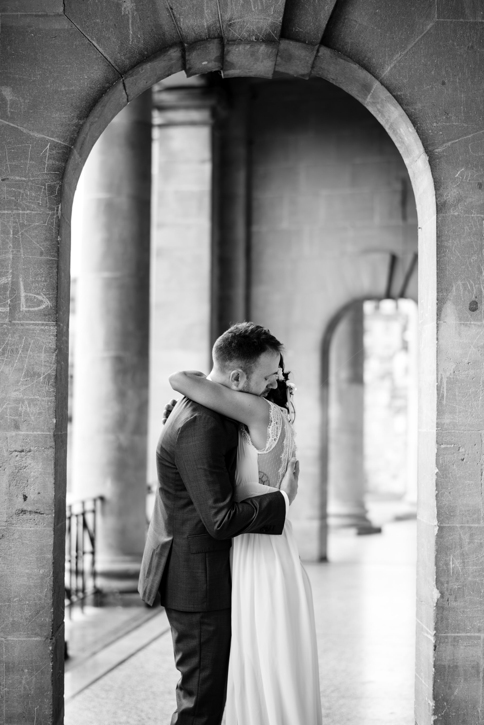 Bath guildhall intimate wedding photography 6