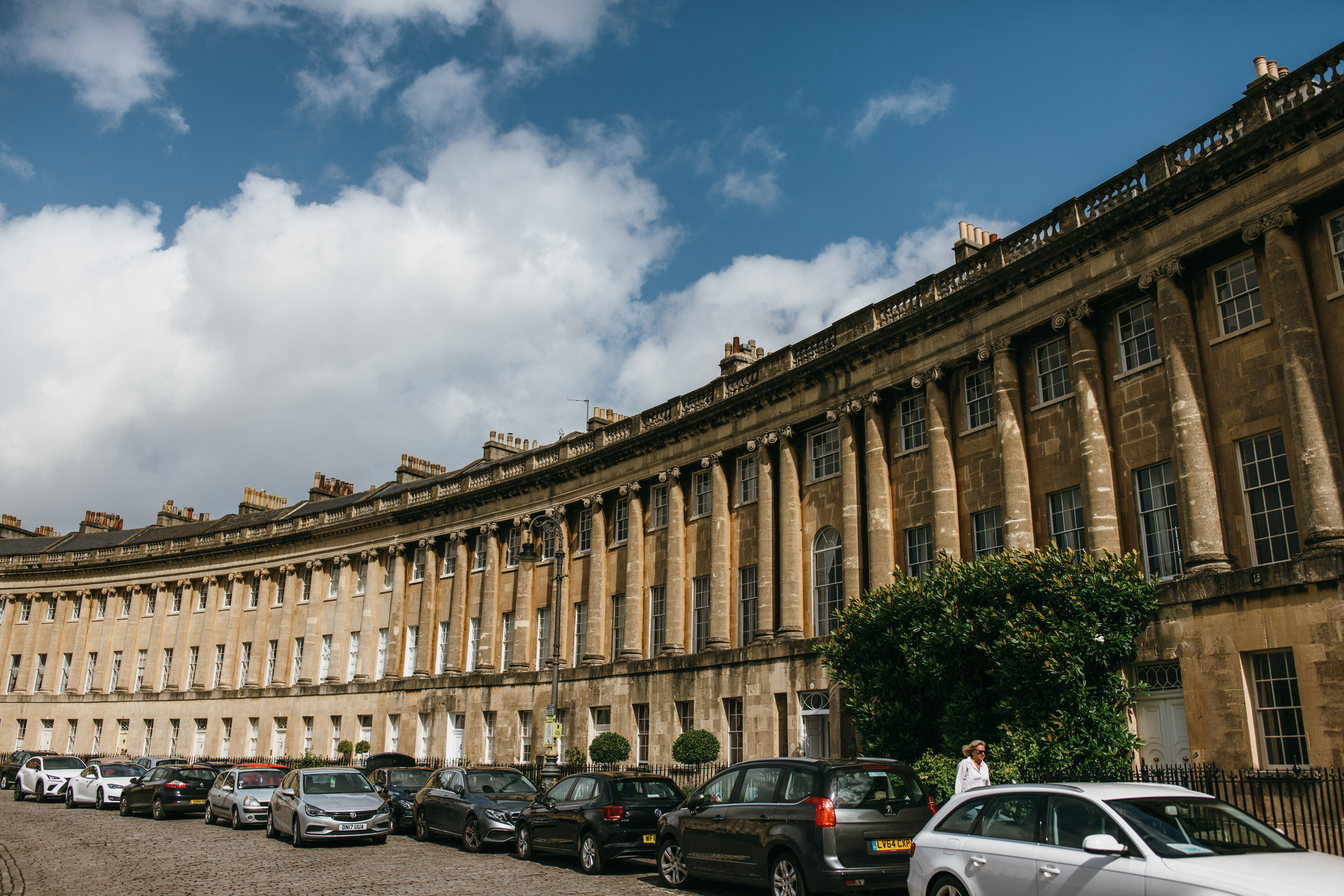 Assembly rooms bath wedding photography 1